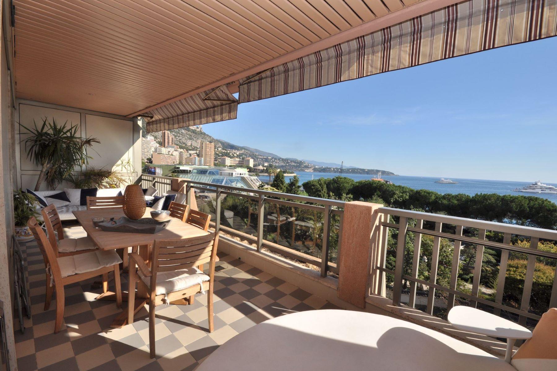 Apartments for Sale at The Reserve, Beautiful 1 bedroom flat on the seaside. Monaco, La Condamine 98000 Monaco