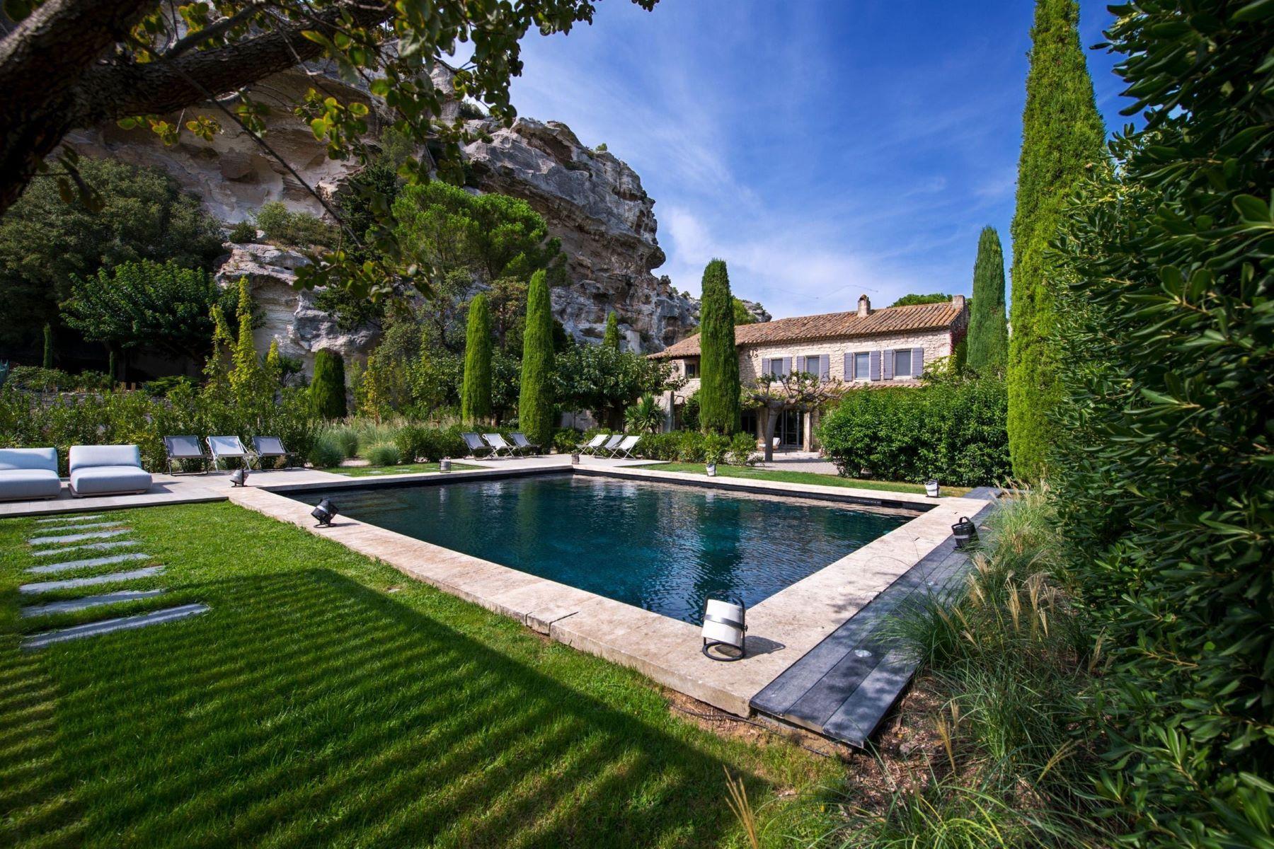 Single Family Homes por un Venta en Property Les Baux De Provence, Provincia - Alpes - Costa Azul 13520 Francia