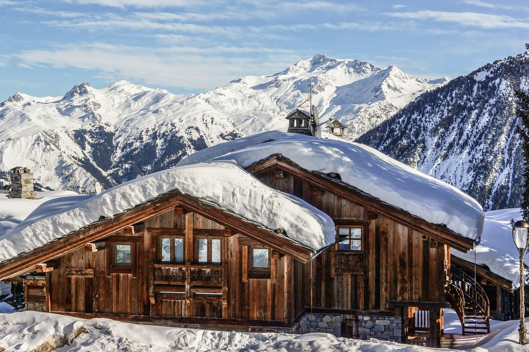 Single Family Home for Rent at Chalet for rent Courchevel Les 3 Soeurs Courchevel, Rhone-Alpes, 73120 France