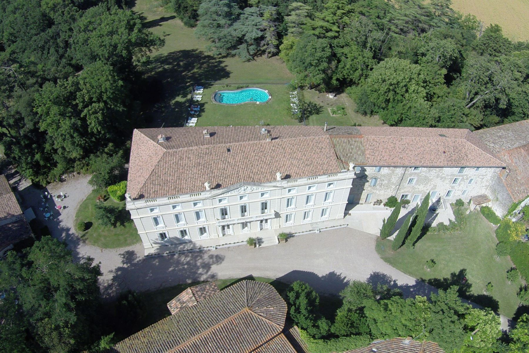 Single Family Home for Sale at ELEGANT CASTLE Carcassonne, Languedoc-Roussillon 11000 France
