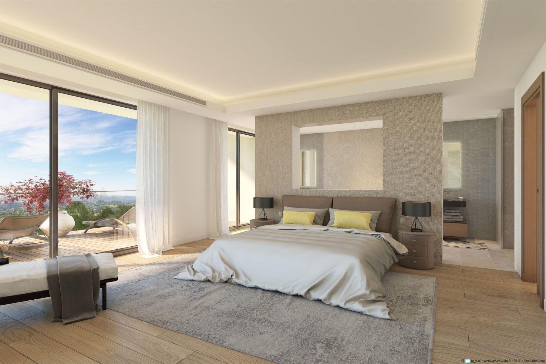 Apartments por un Venta en 3 beds apartment for sale in Saint-Paul-de-Vence - Le Jardin des Arts - A13 Other Provence-Alpes-Cote D'Azur, Provincia - Alpes - Costa Azul 06570 Francia