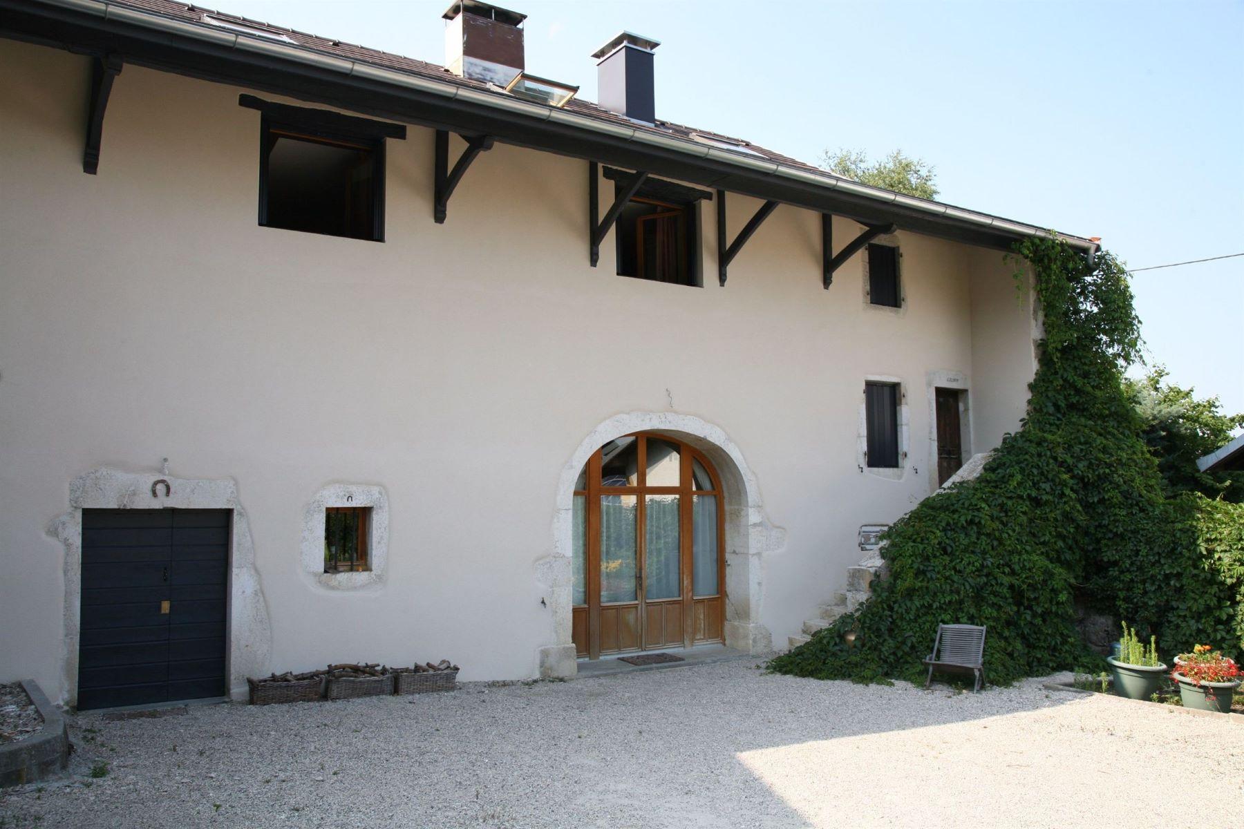 Maison unifamiliale pour l Vente à Property Dingy En Vuache, Rhone-Alpes, 74520 France