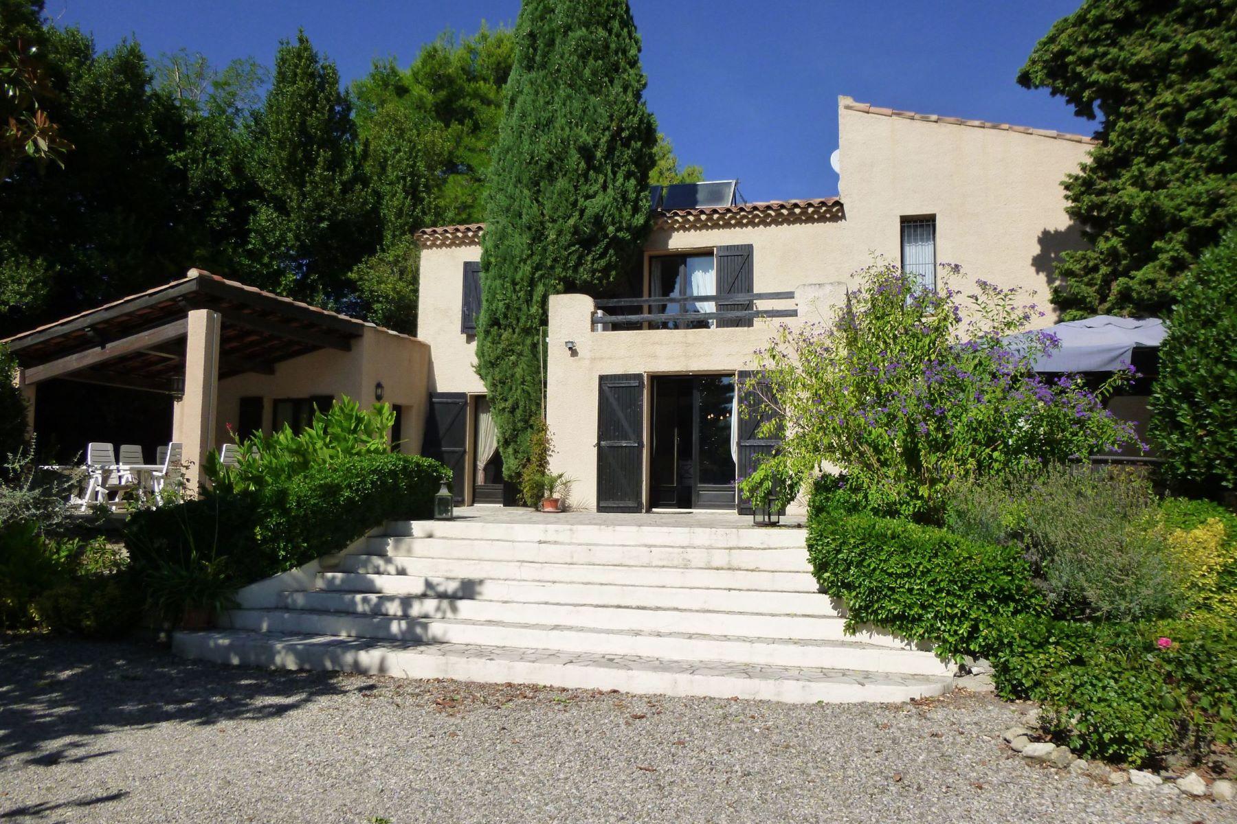独户住宅 为 销售 在 Belle propriété Cruzy, 格朗多克鲁西永, 34310 法国