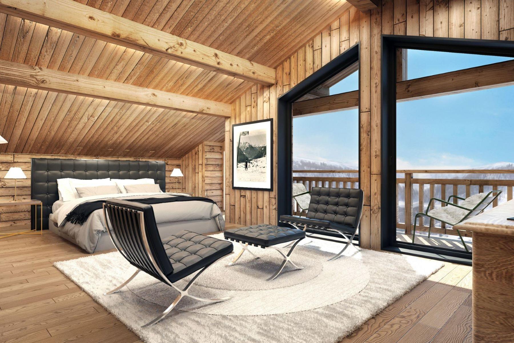 Apartment for Sale at EXCLUSIVITE - GYPAETE – NEW PROGRAM – MEGEVE Megeve, Rhone-Alpes 74120 France