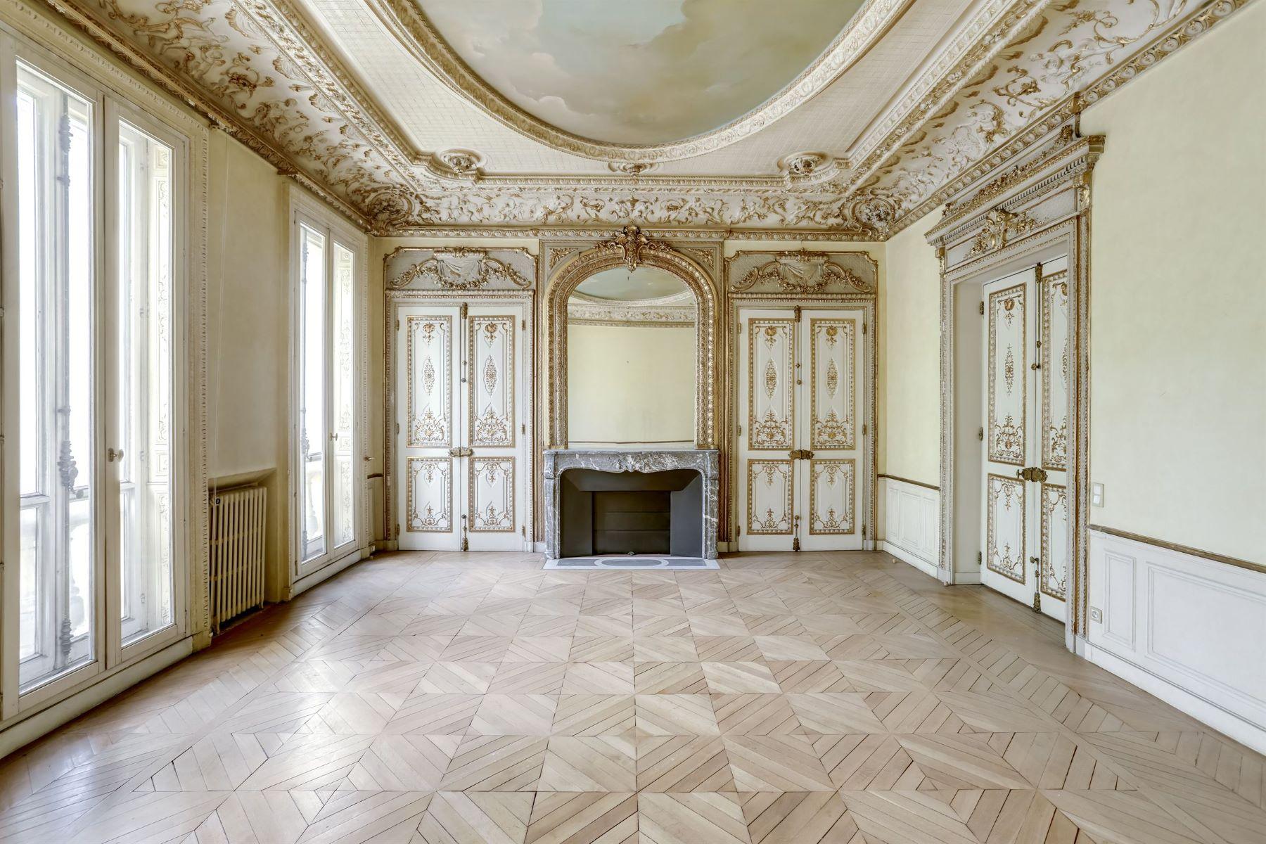 Single Family Home for Sale at Etoile - Hoche Paris, Ile-De-France 75008 France