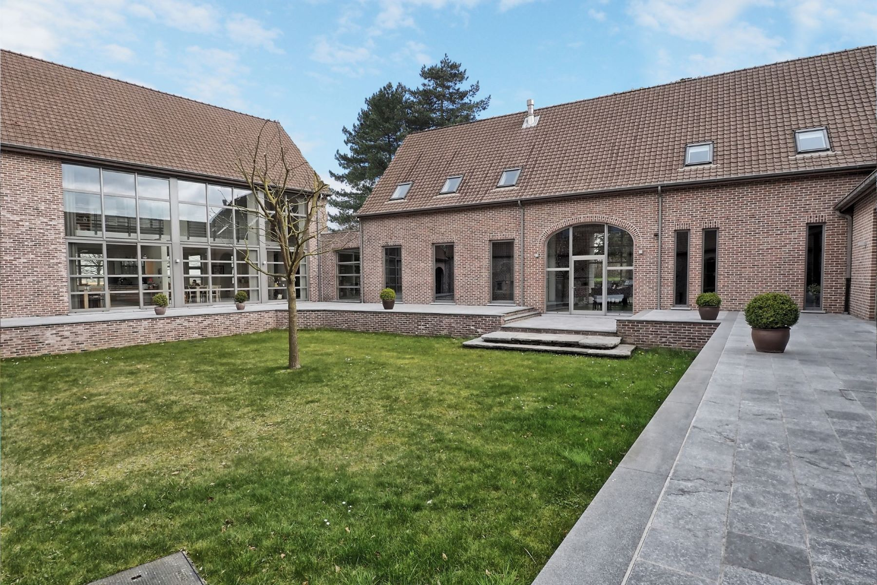 Single Family Home for Sale at Néchin in 5 mins, Splendid farm entirely rehabilitated of 671 m² Other Belgium, Other Areas In Belgium, 7730 Belgium