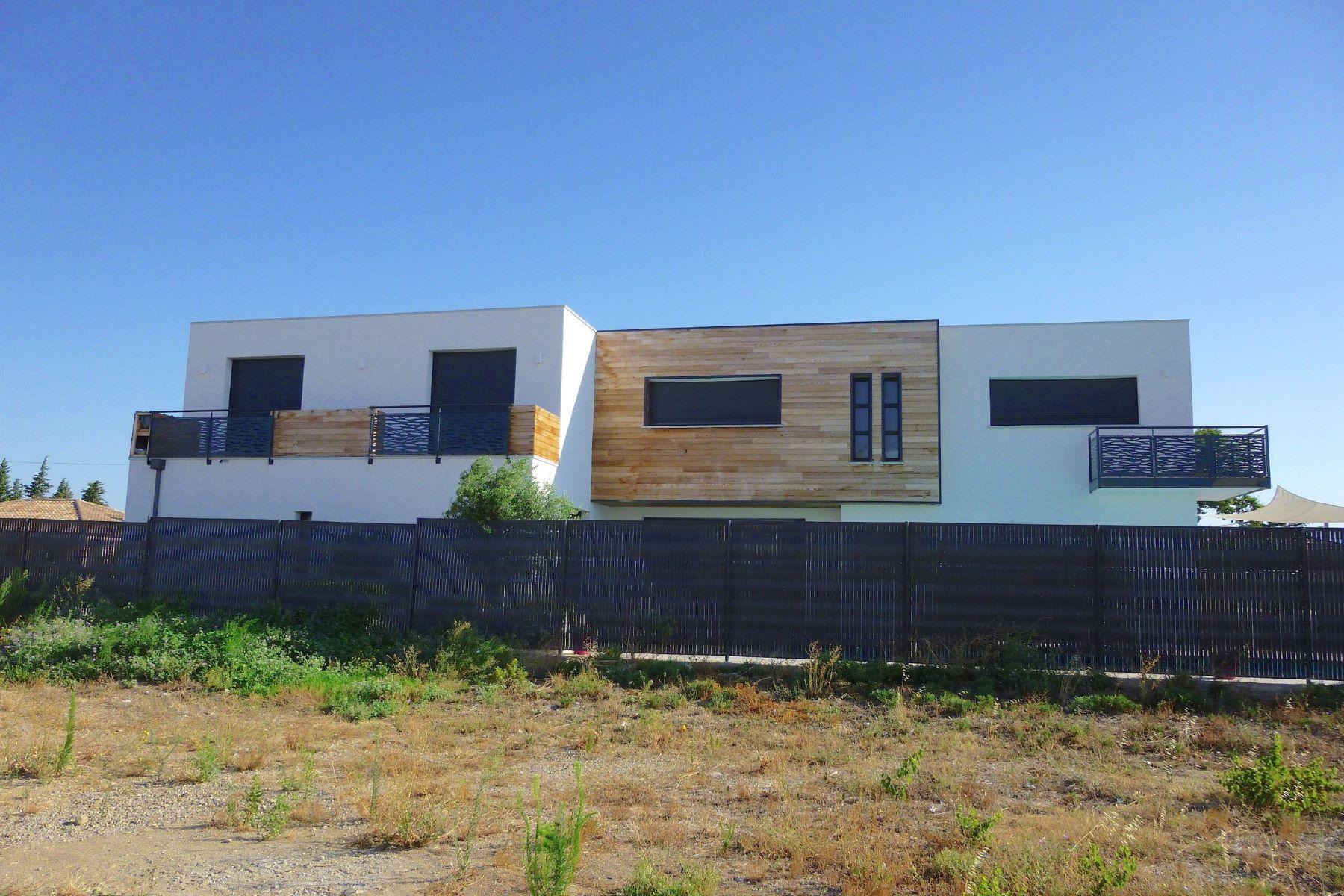 独户住宅 为 销售 在 Luxurious architect's villa 纳博呐, 格朗多克鲁西永, 11100 法国