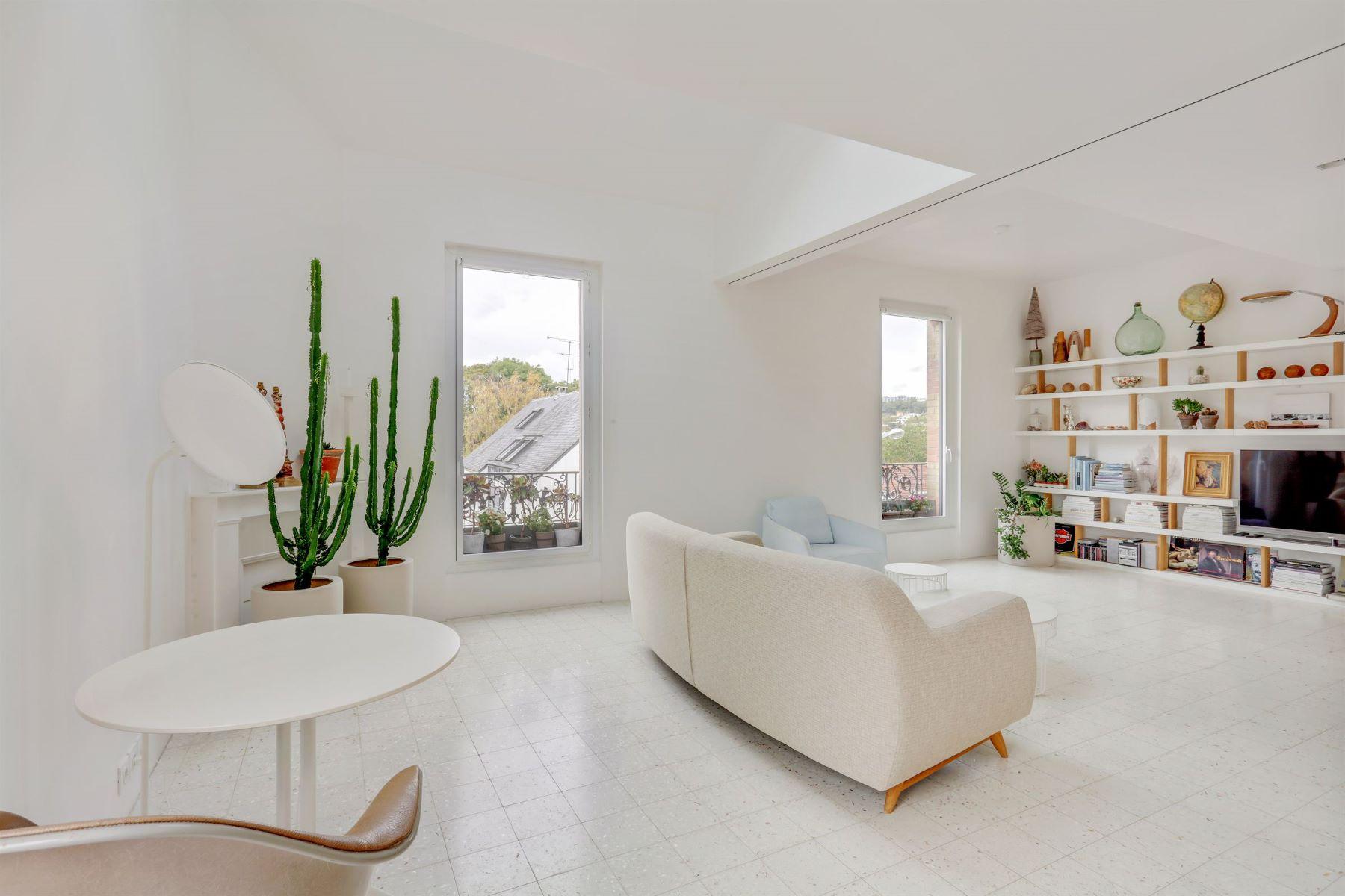Apartments for Active at Elegant Duplex apartment in Sceaux Sceaux, Ile-De-France 92330 France