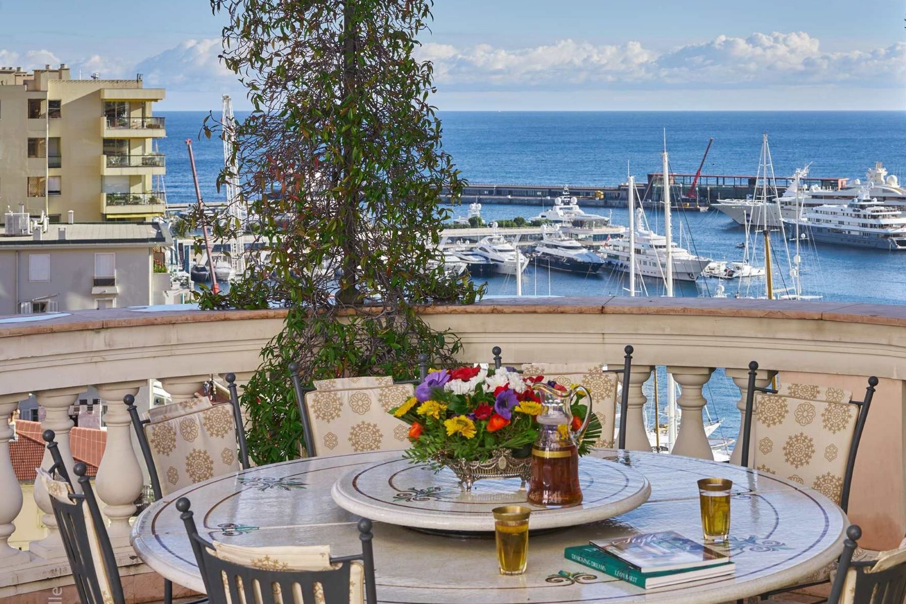 Property for Active at Exceptional Villa overlooking the Port. Monaco, La Condamine 98000 Monaco