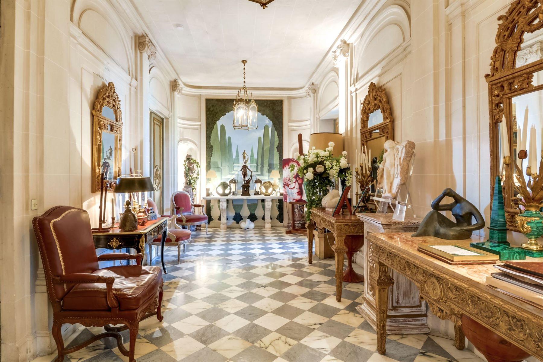 公寓 为 销售 在 Superb apartment for sale in Paris 16 - Foch Paris, 法兰西岛, 75116 法国