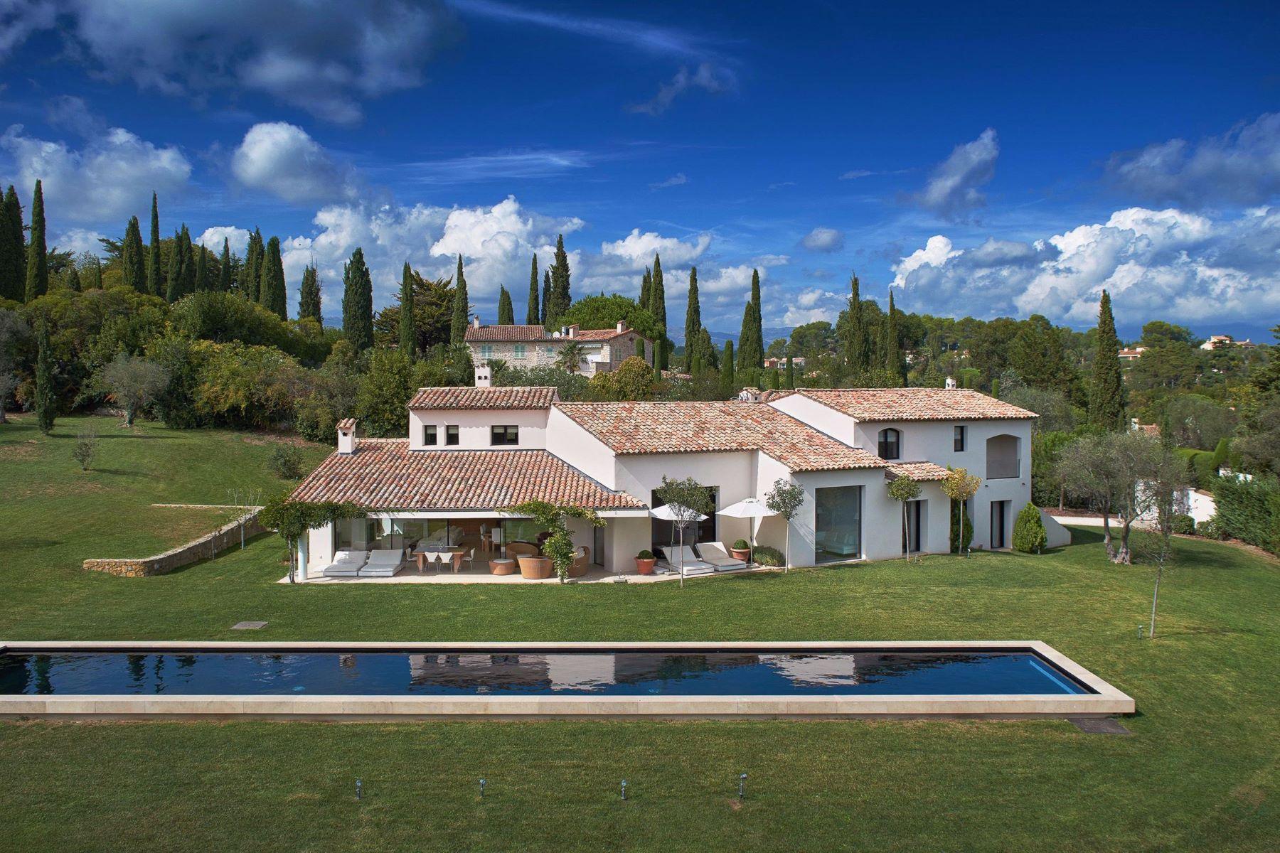 Moradia para Venda às State-of-the-art property for sale in Mougins Mougins, Provença-Alpes-Costa Azul, 06250 França