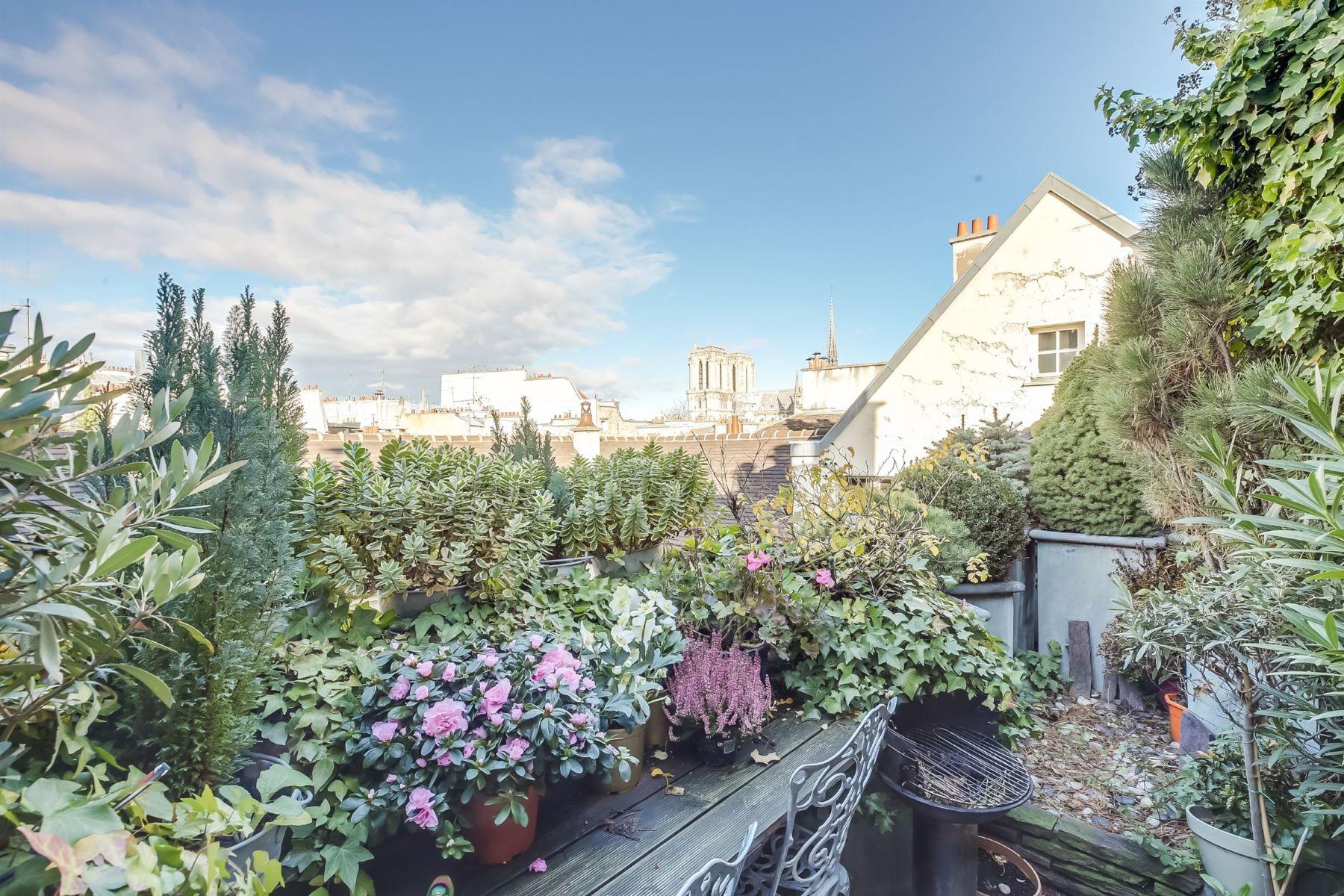 Single Family Homes for Active at Private mansion in Paris 5th - Quartier Latin Paris, Ile-De-France 75005 France