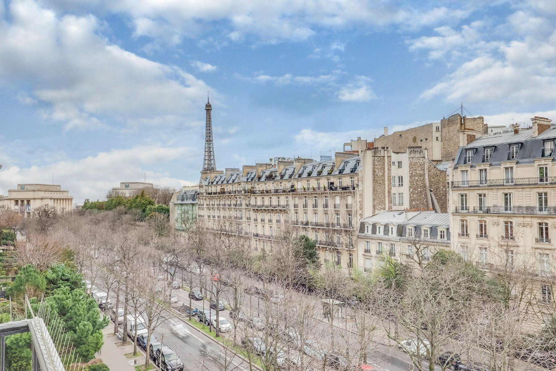 Apartments for Sale at Trocadéro - Avenue Georges Mandel Paris, Ile-De-France 75116 France