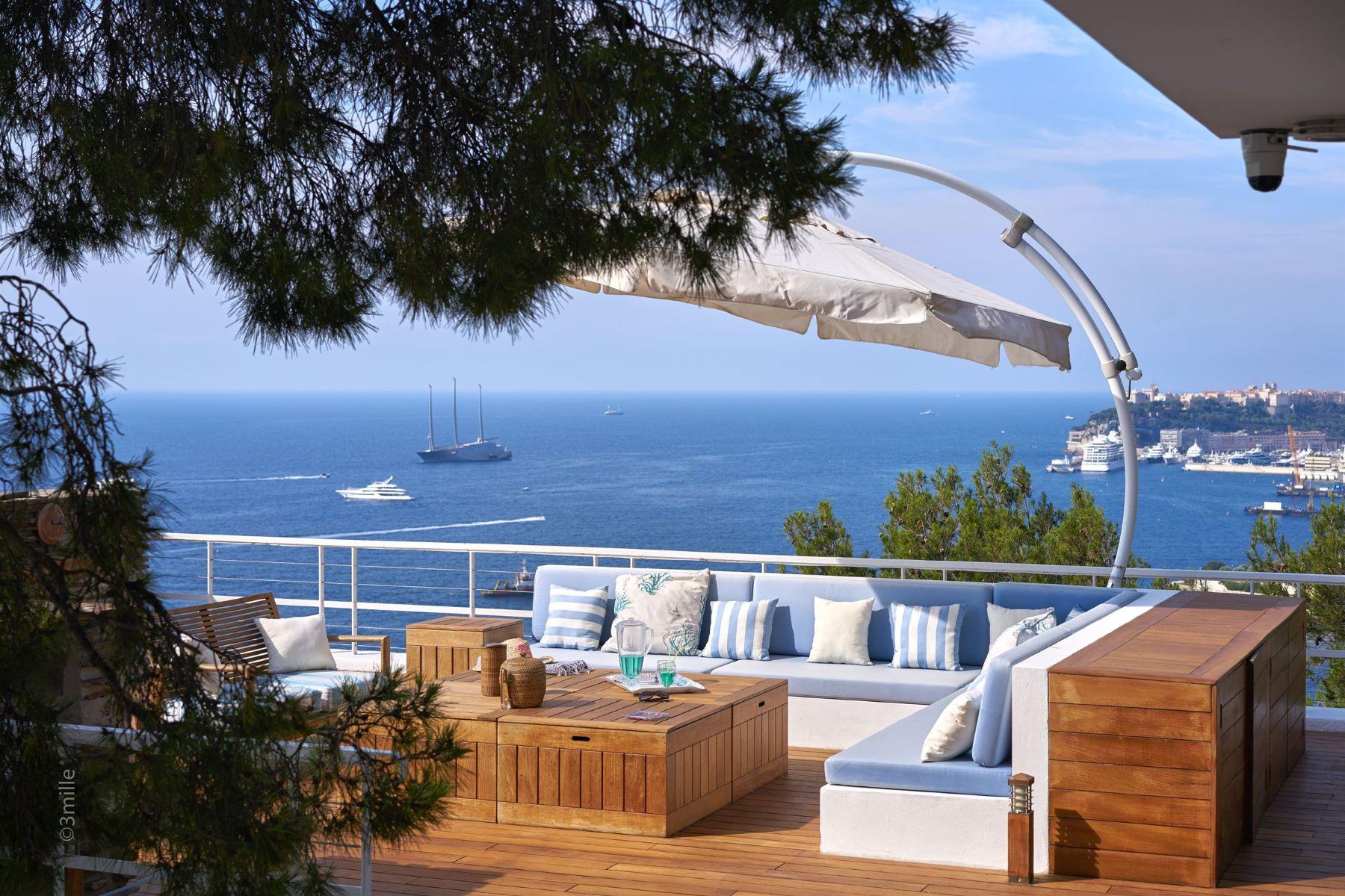 Single Family Homes for Sale at Prestigious Property at the gates of Monaco - 747sq.m Roquebrune Cap Martin, Provence-Alpes-Cote D'Azur 06190 France