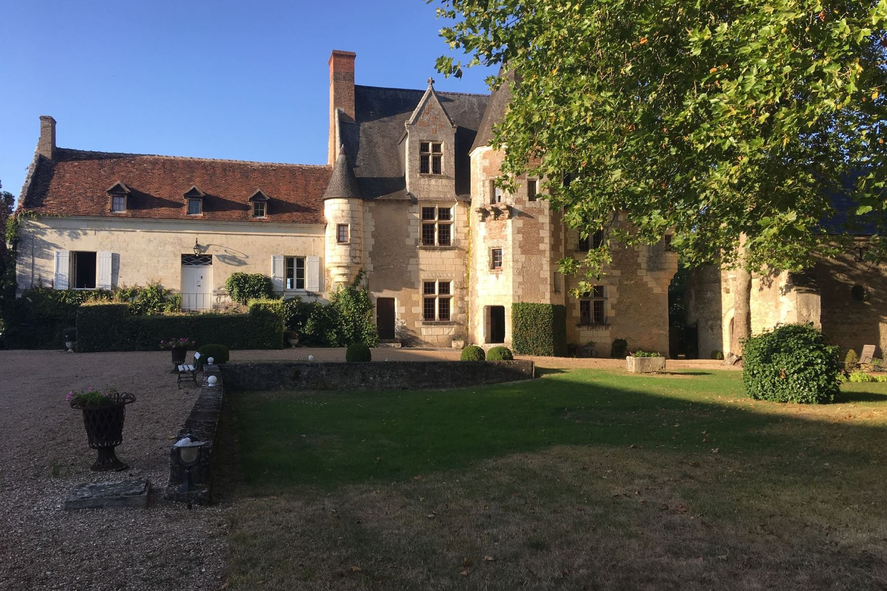 Single Family Homes for Active at Ancient Priory in Loire Valley Other Centre, Centre 41400 France