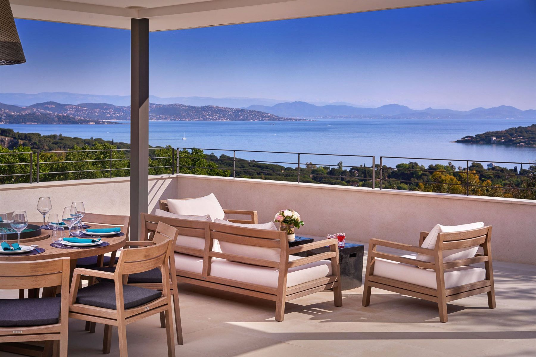 Single Family Homes for Sale at Villa Saint Tropez, Provence-Alpes-Cote D'Azur 83990 France