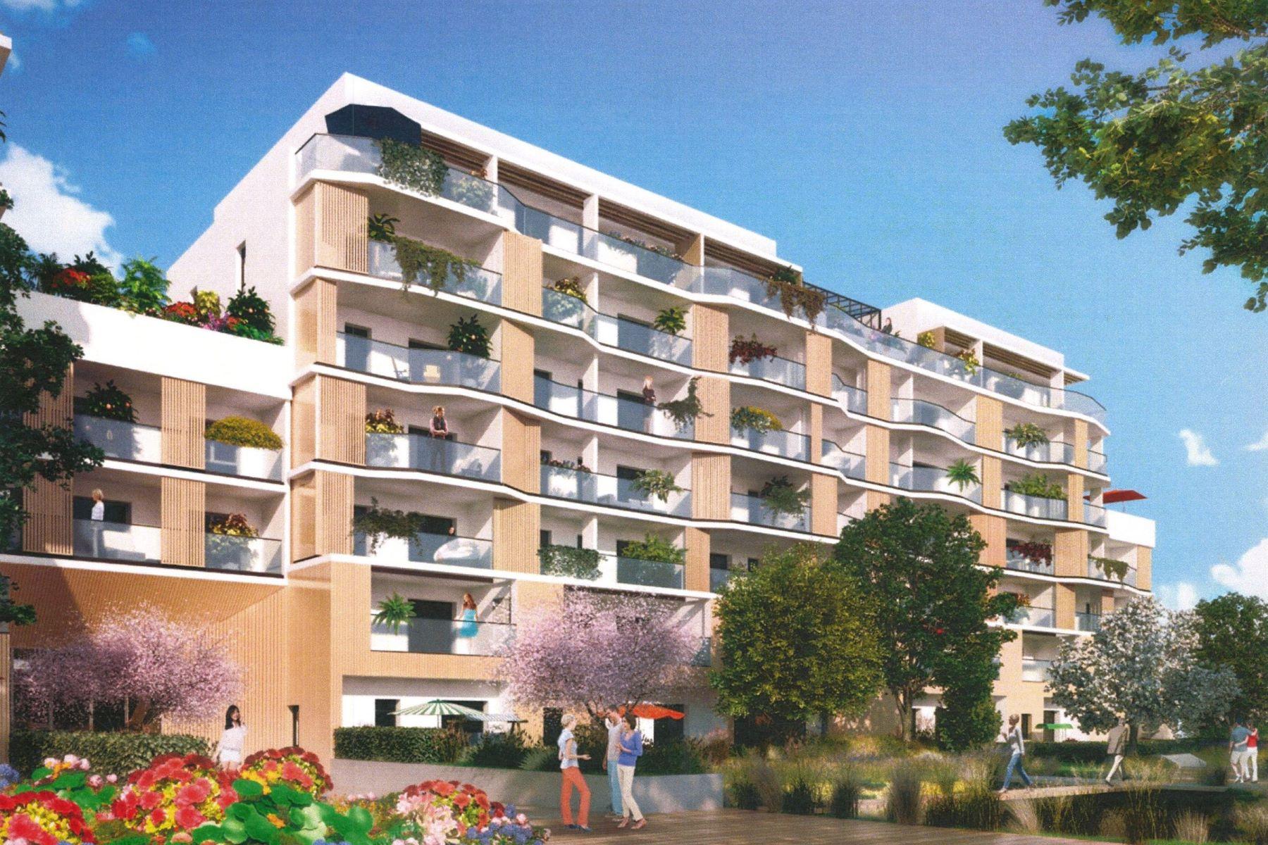 شقة للـ Sale في Appartement neuf Annecy T3 terrasse et jardin Annecy, Rhone-Alpes, 74000 France