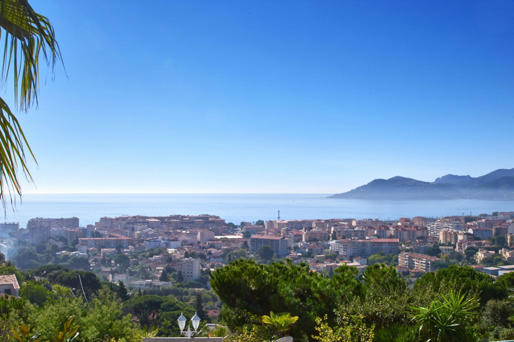 Single Family Home for Sale at Cannes - Panoramic sea views Cannes La Bocca, Provence-Alpes-Cote D'Azur, 06150 France