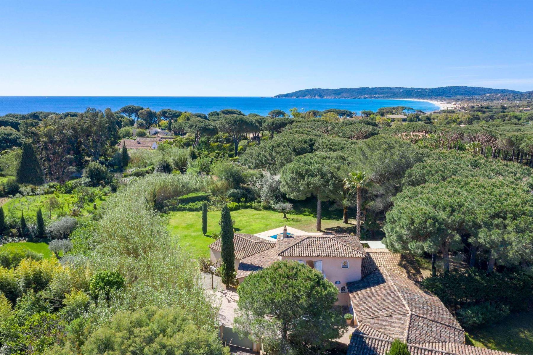Single Family Homes por un Venta en For sale - a charming provencal style property in Ramatuelle Ramatuelle, Provincia - Alpes - Costa Azul 83350 Francia