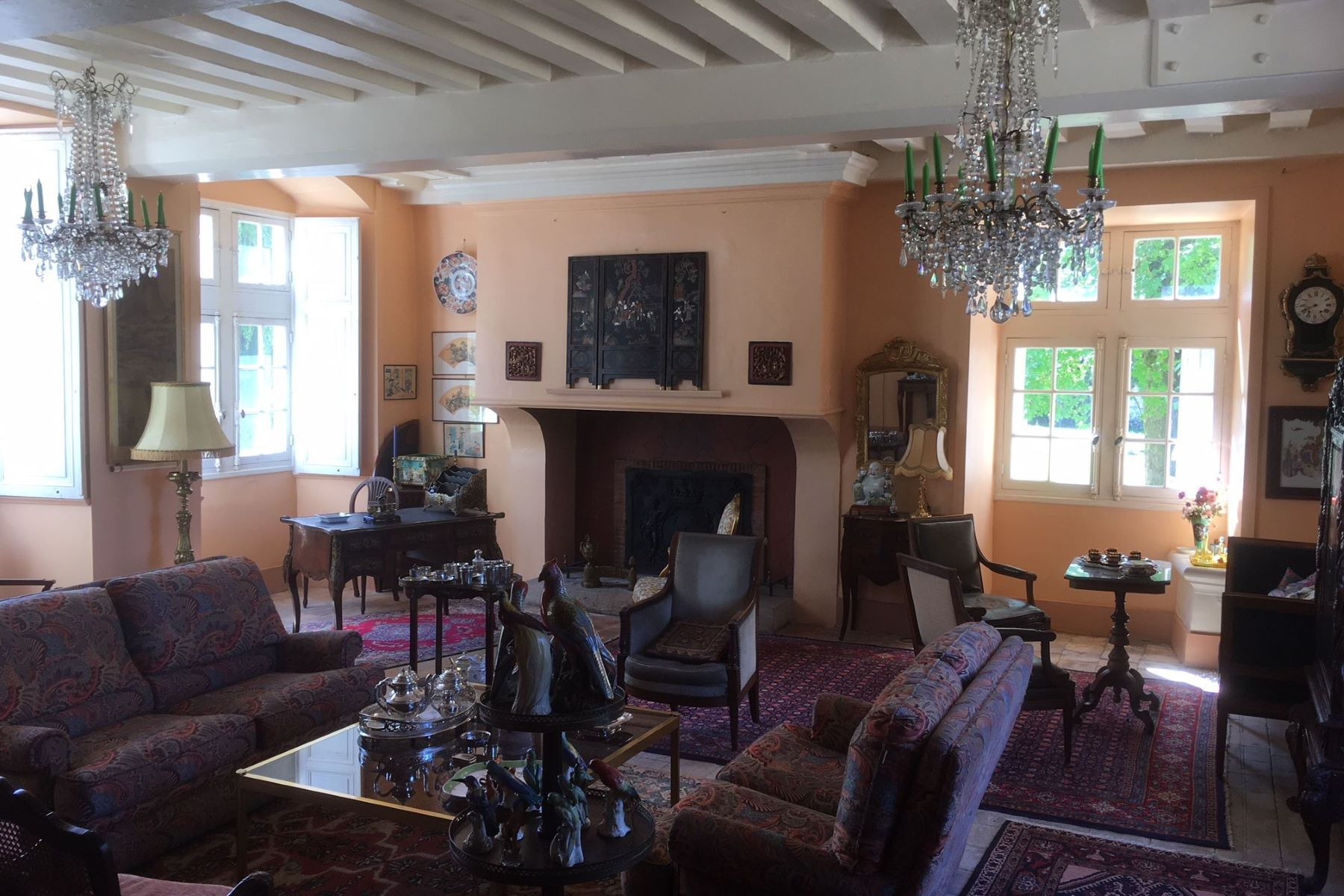 Single Family Homes for Active at Nice Castle near Loches Loches, Centre 37600 France