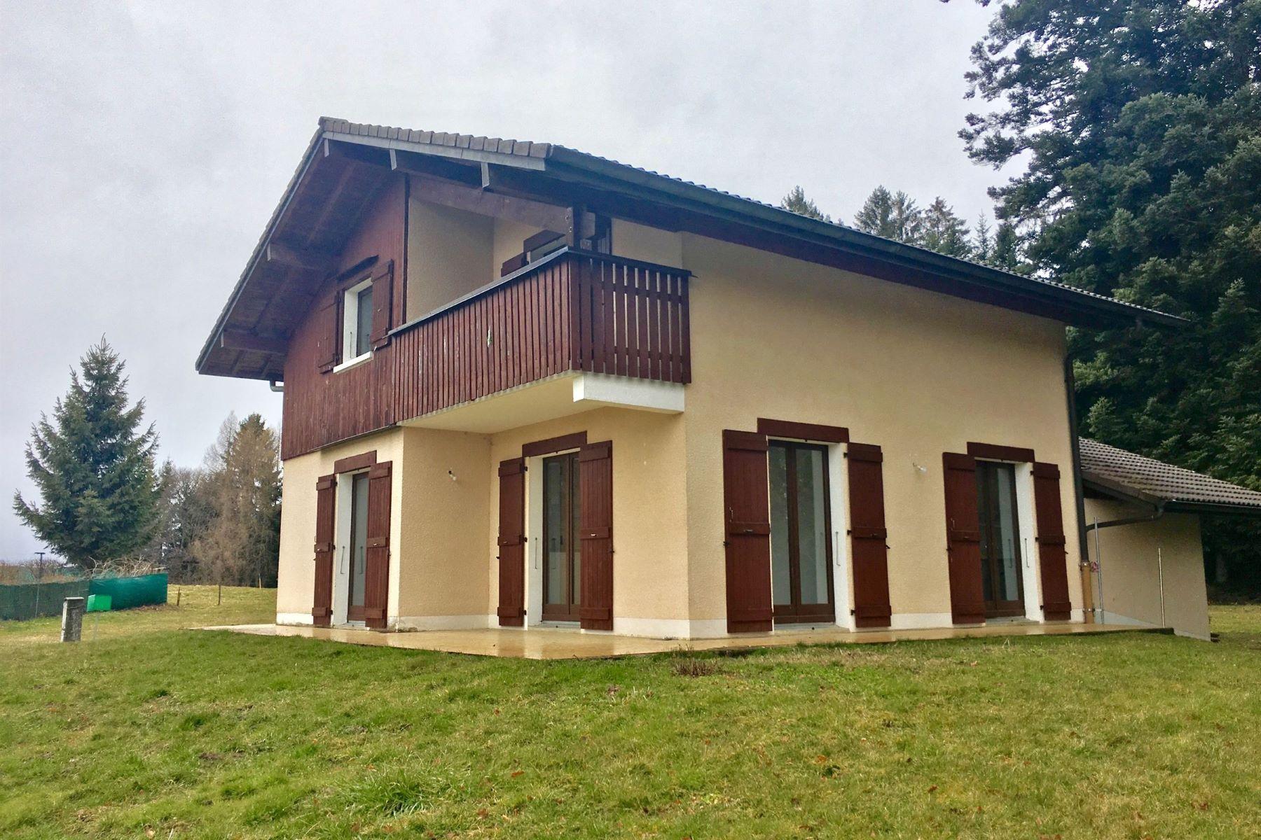 Maison unifamiliale pour l à vendre à house in larynges Larringes, Rhone-Alpes, 74500 France