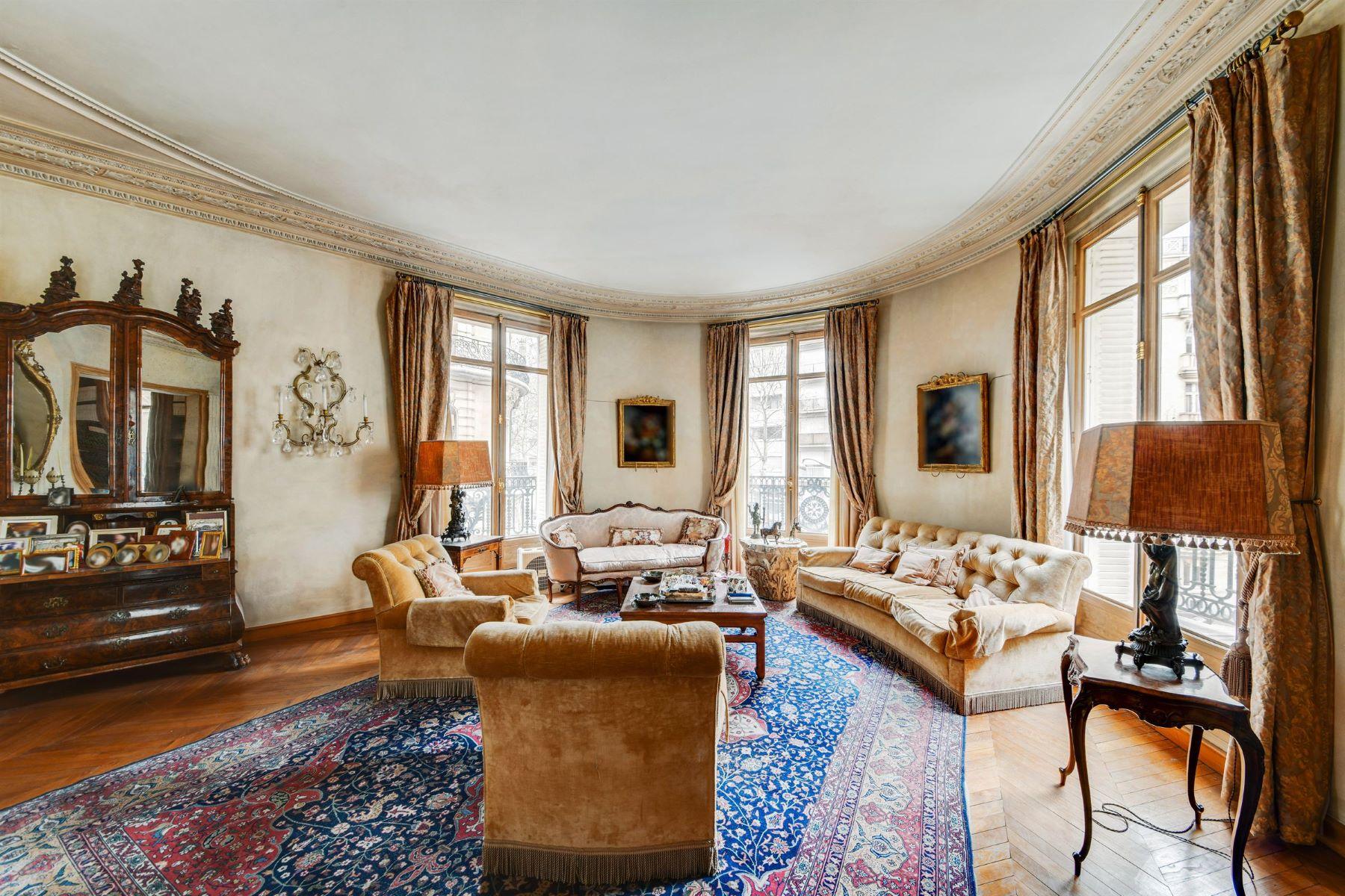 Apartment for Sale at Square Lamartine Paris, Ile-De-France 75116 France