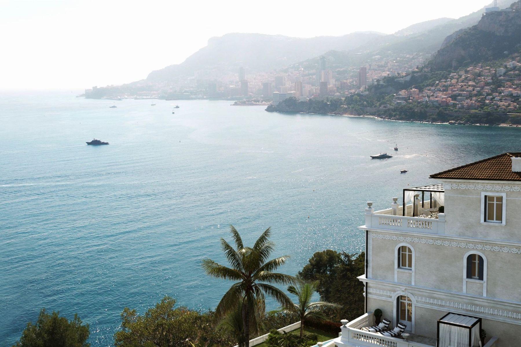 Single Family Homes for Sale at Belle-Époque Property Cap-Martin Roquebrune Cap Martin, Provence-Alpes-Cote D'Azur 06190 France