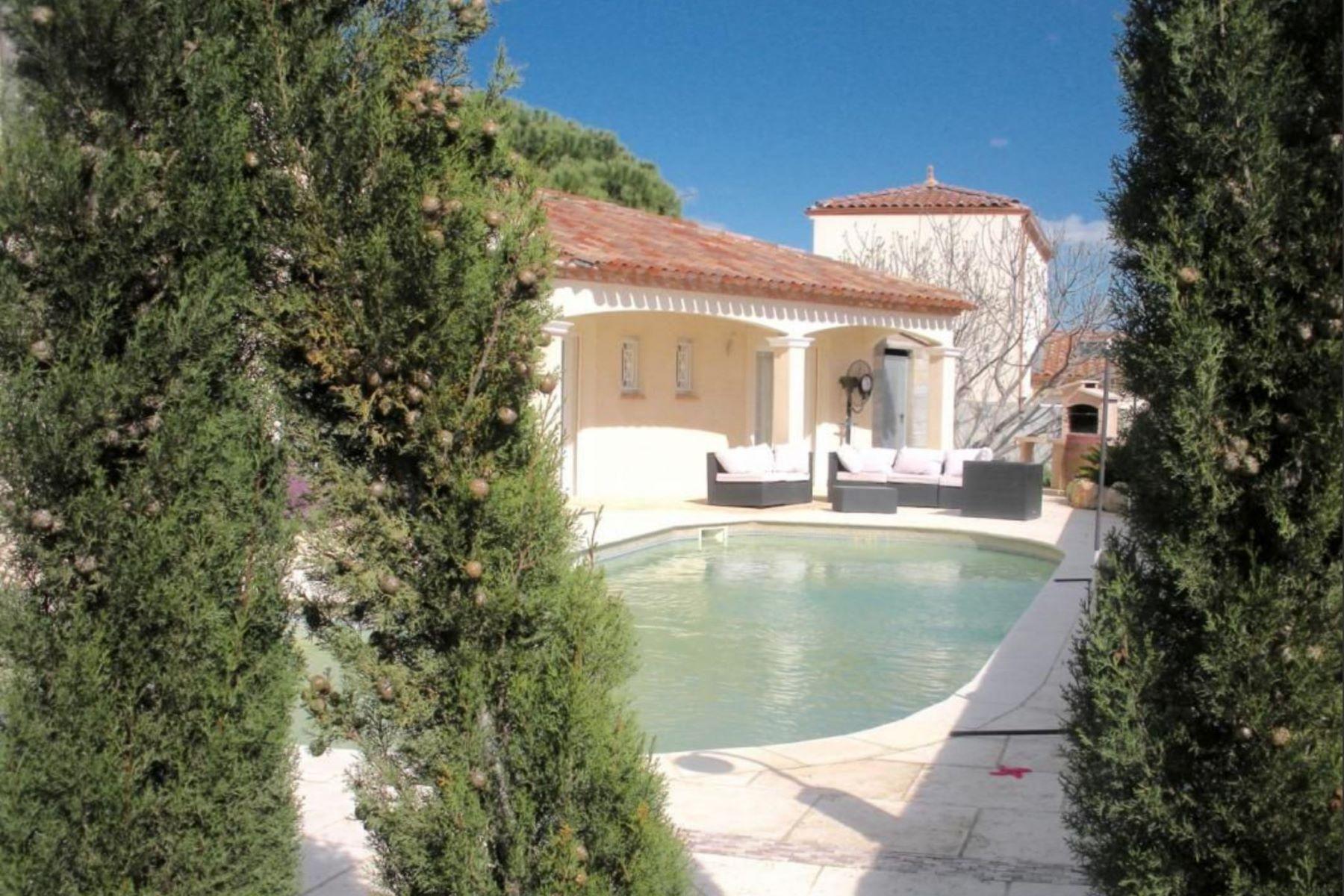 独户住宅 为 销售 在 Beautiful villa 贝济耶, 格朗多克鲁西永, 34500 法国
