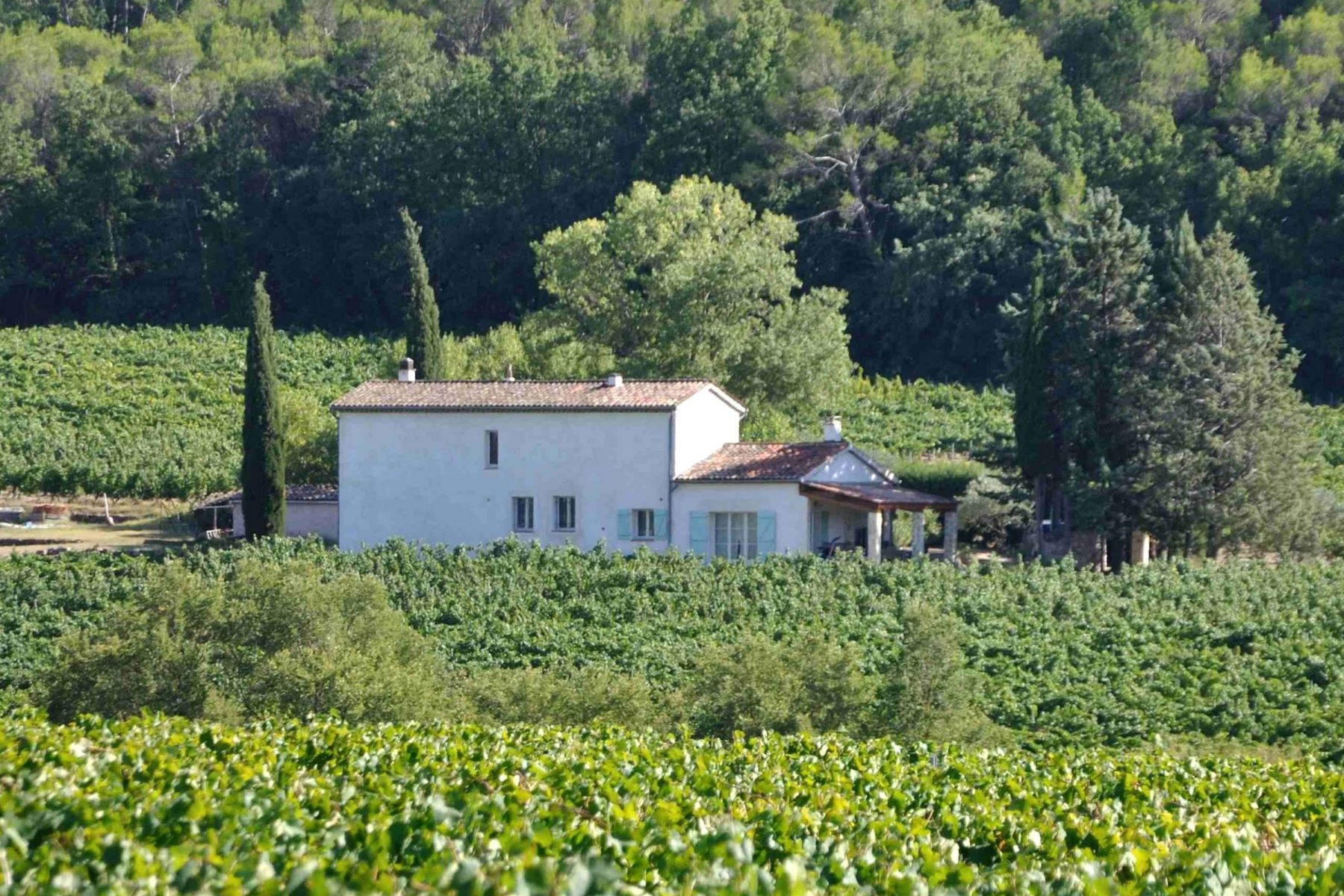 Single Family Homes por un Venta en Authentic Mas Lorgues, Provincia - Alpes - Costa Azul 83510 Francia
