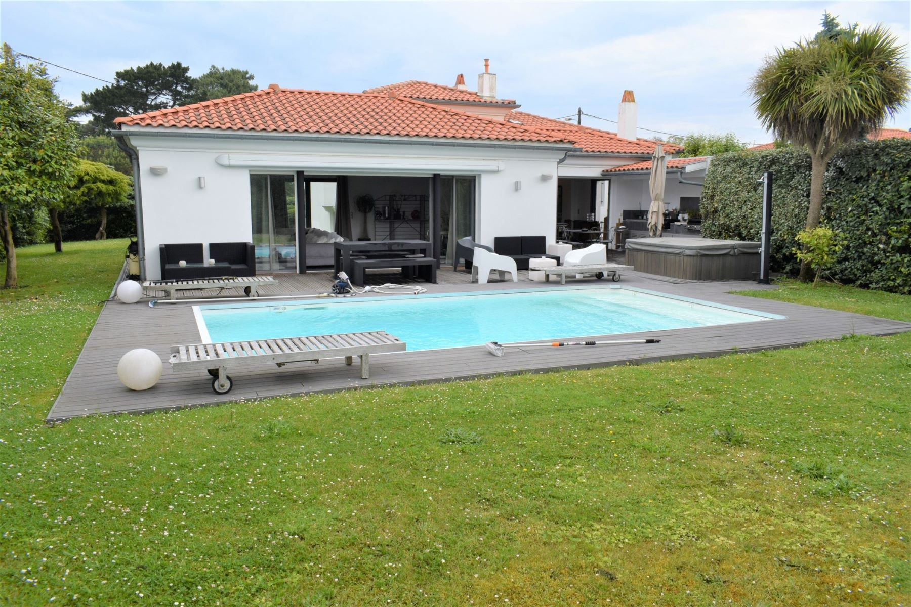 Single Family Homes for Sale at Golf de Biarritz - Le Phare Anglet, Aquitaine 64600 France