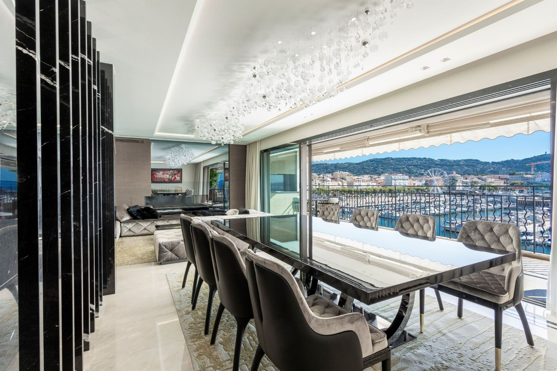 Duplex Homes por un Venta en For sale - luxury duplex apartment facing the old port, in Cannes Cannes, Provincia - Alpes - Costa Azul 06400 Francia
