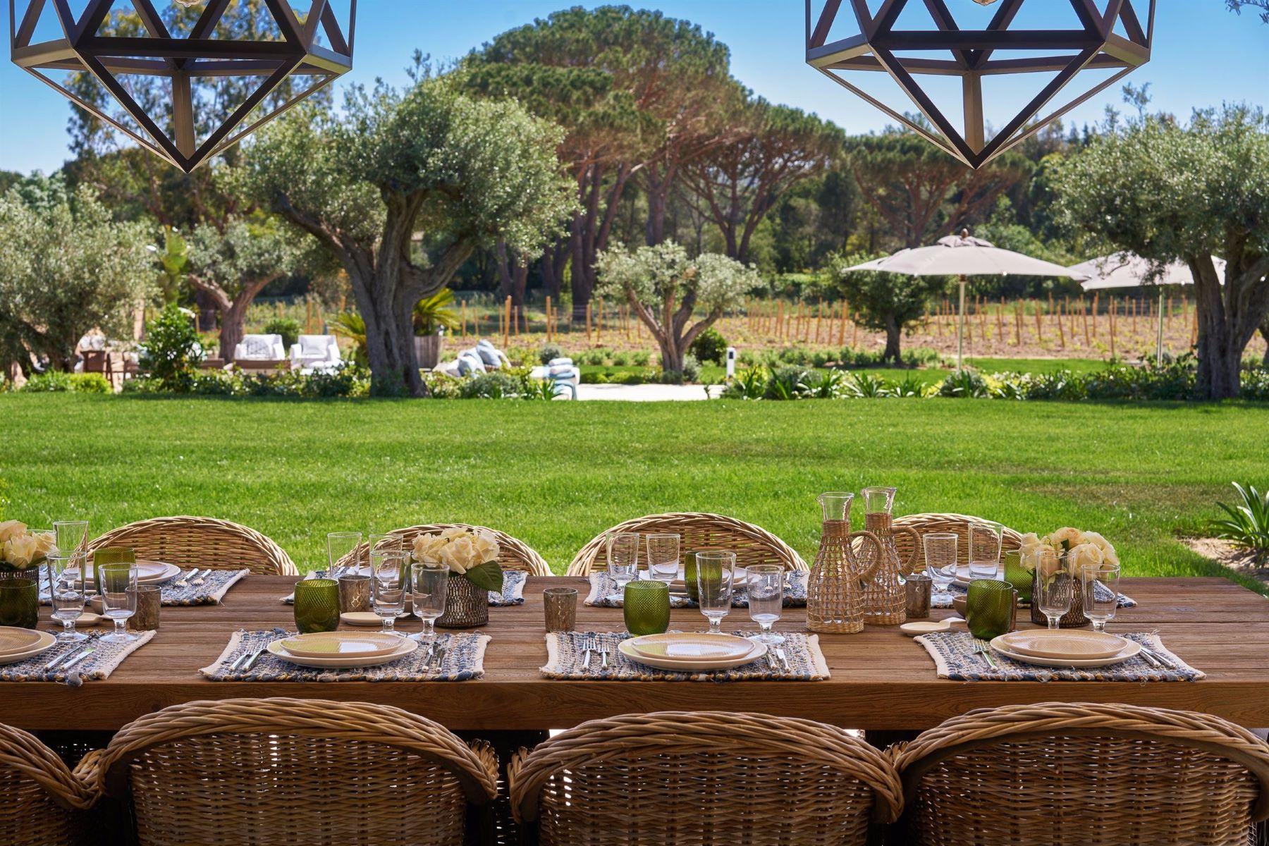 Single Family Homes for Sale at Mas du Figuier : luxury property for sale - St Tropez Saint Tropez, Provence-Alpes-Cote D'Azur 83990 France