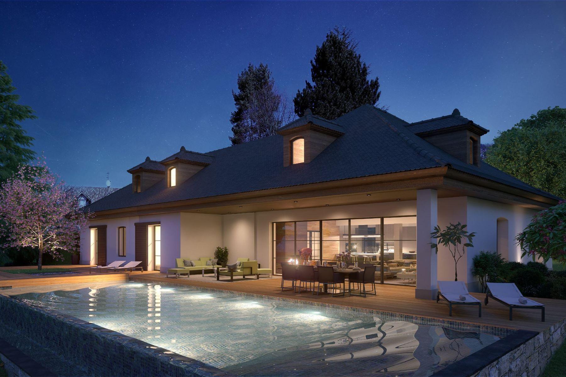 Single Family Home for Sale at SALE OF PRESTIGIOUS VILLA Cranves Sales, Rhone-Alpes 74380 France