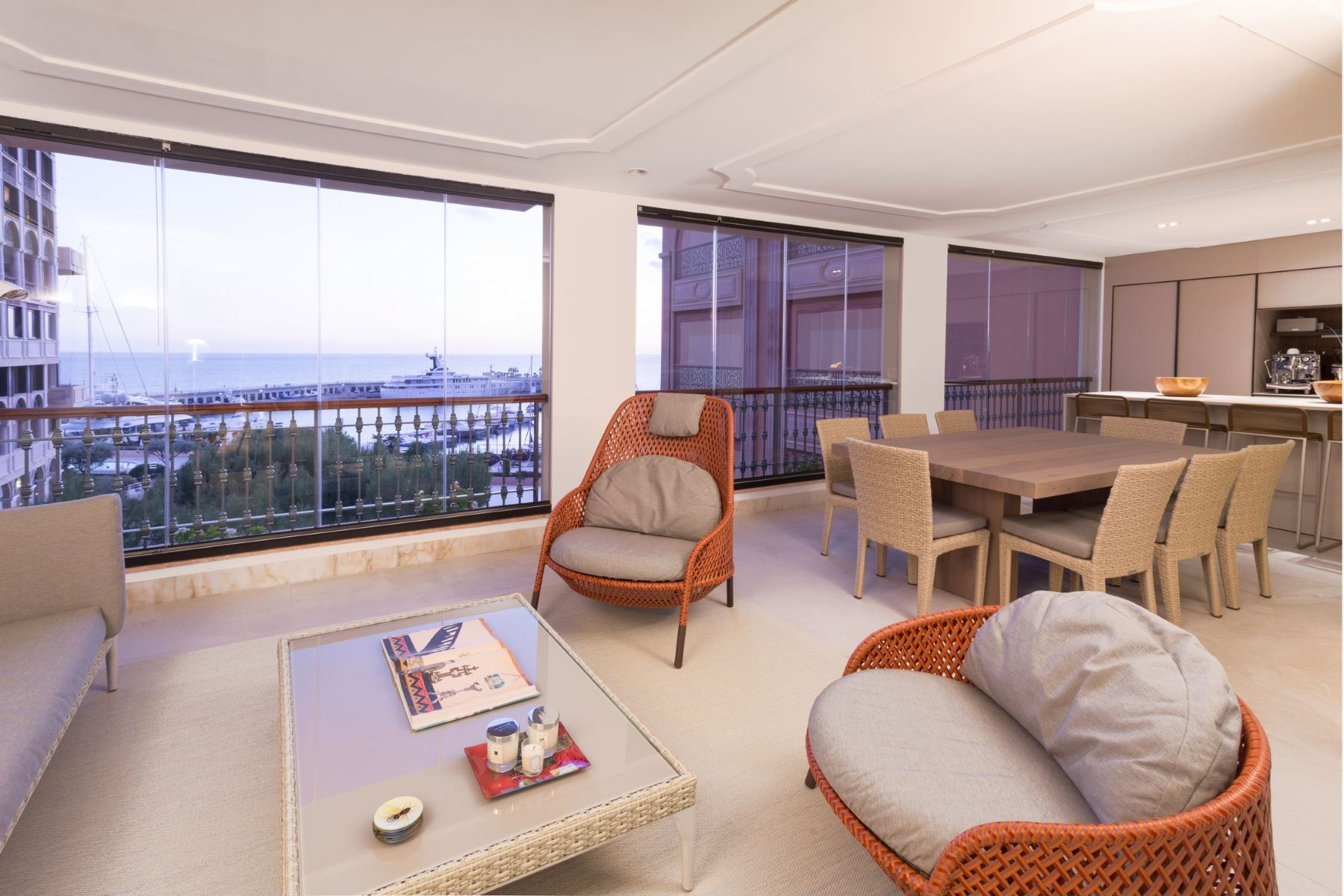 Apartments for Sale at Les Terrasses du Port, family apartment Monaco, La Condamine 98000 Monaco