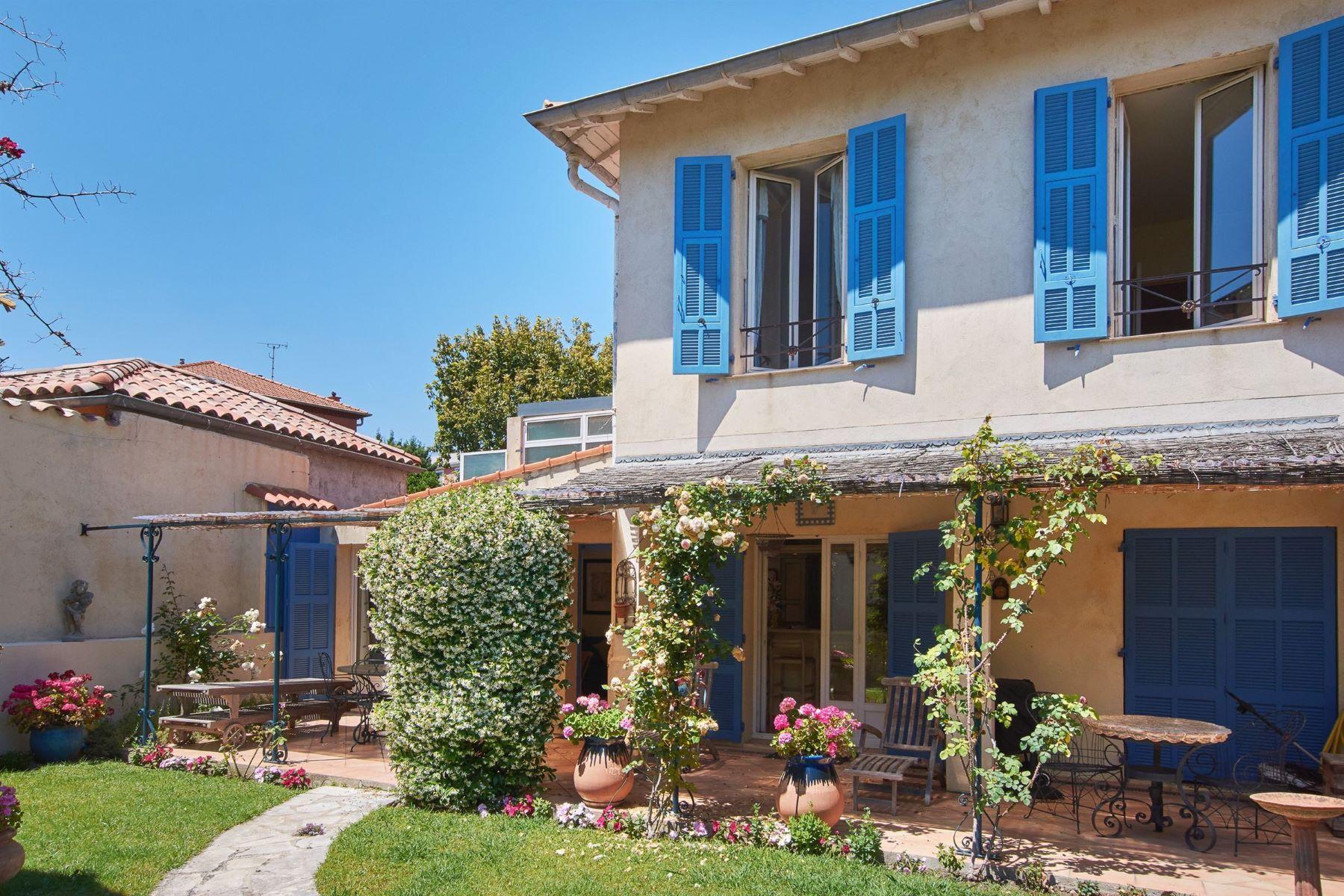 "Single Family Homes for Sale at Charming ""Cottage style "" House in the heart of St Jean Cap Ferrat Saint Jean Cap Ferrat, Provence-Alpes-Cote D'Azur 06230 France"