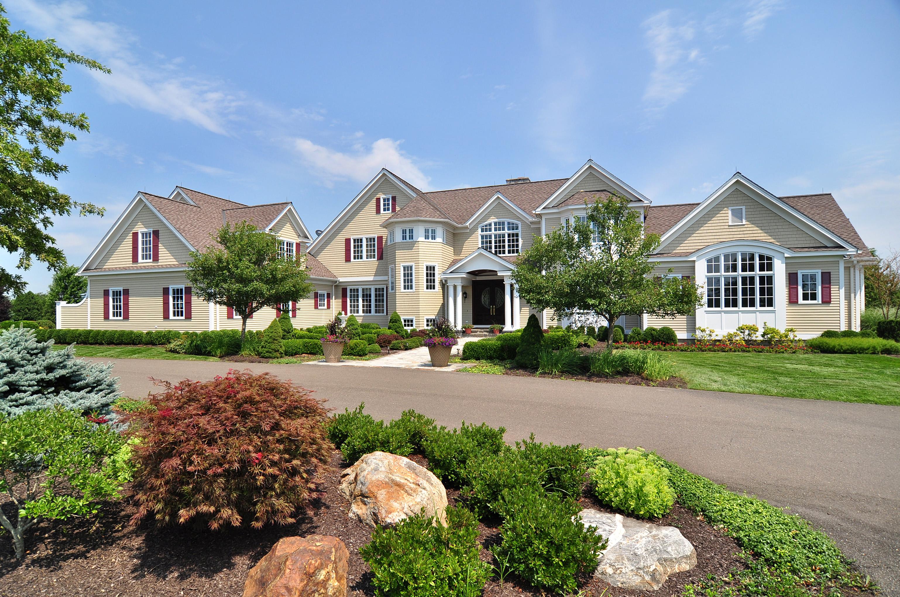 Casa Unifamiliar por un Venta en Hilltop Estate 251 Watertown Road Morris, Connecticut 06763 Estados Unidos