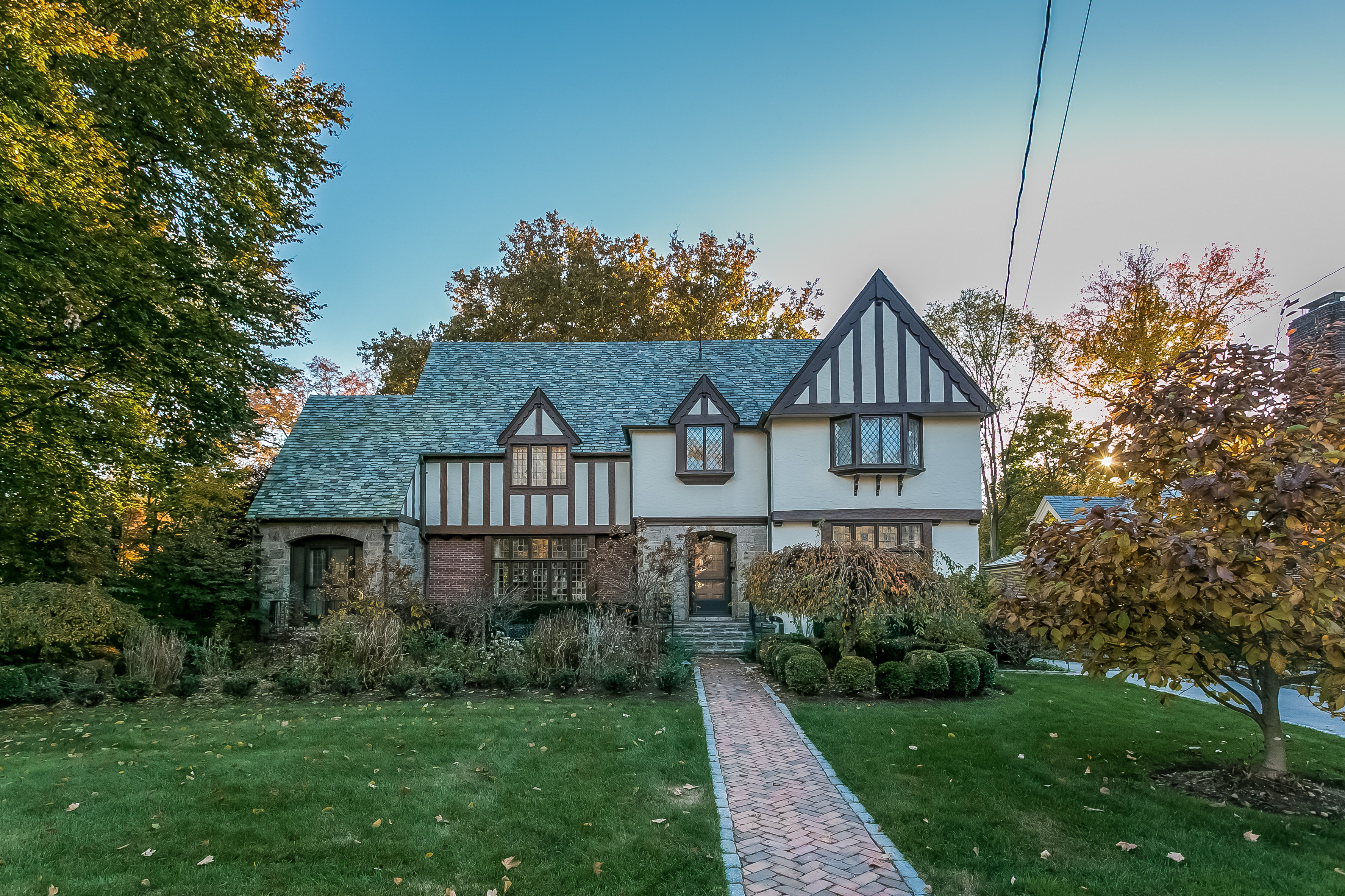 Property For Sale at Elegant Scarsdale Tudor