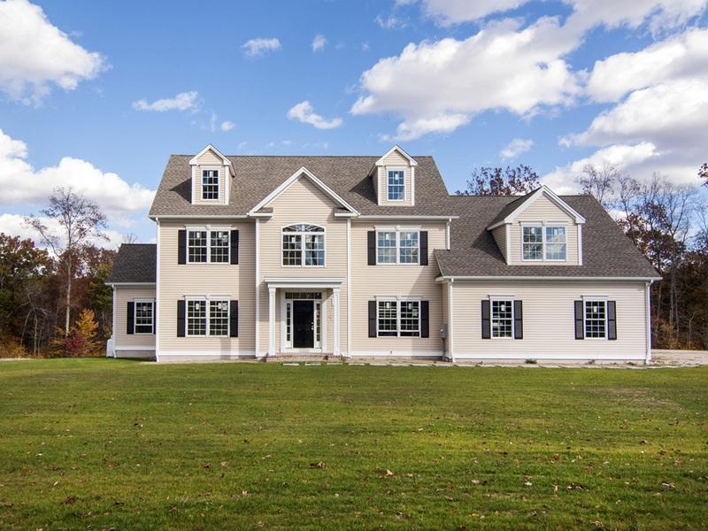 Einfamilienhaus für Verkauf beim Lot 51 Beaver Dam Killingworth, Connecticut 06419 Vereinigte Staaten