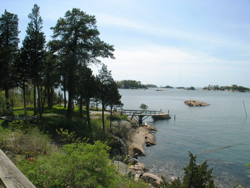 Terreno por un Venta en Approved Building Lot 4 Bear Island Branford, Connecticut 06405 Estados Unidos
