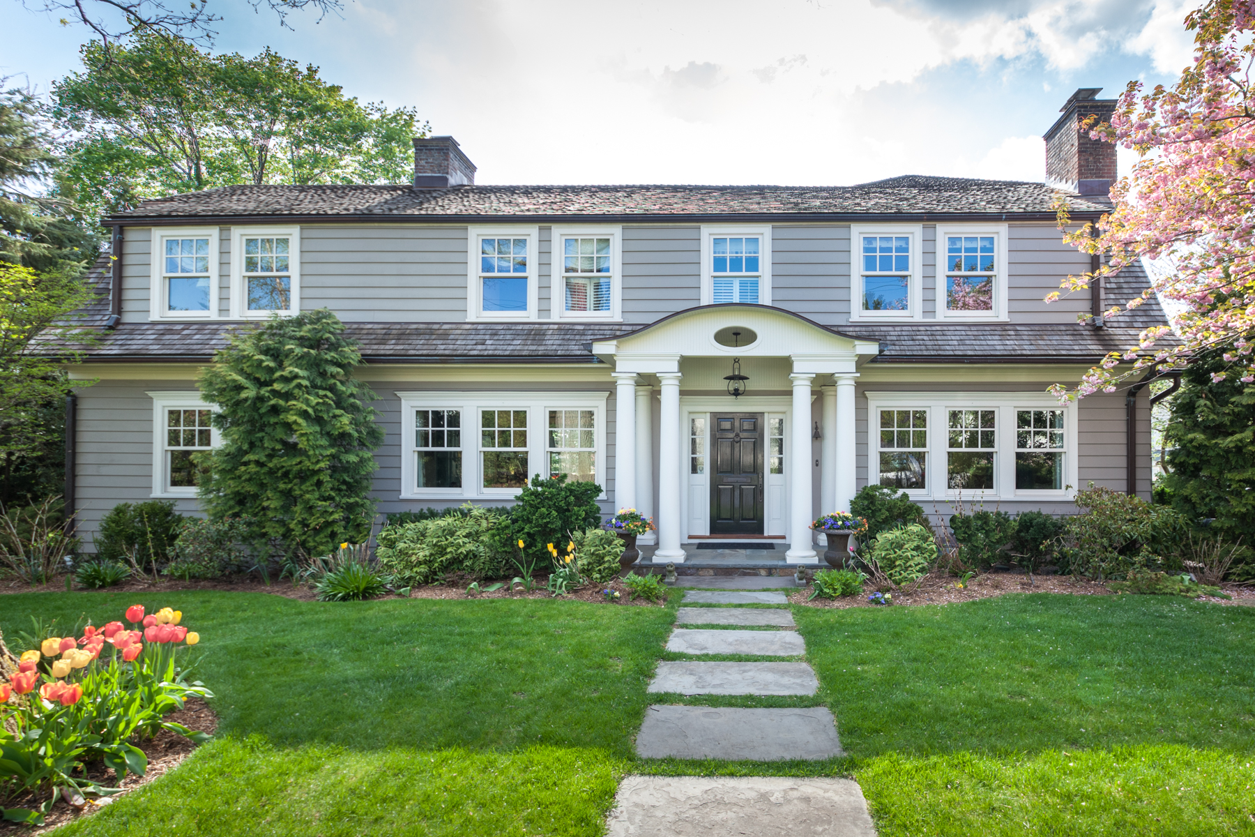 sales property at Spectacular Bronxville Colonial