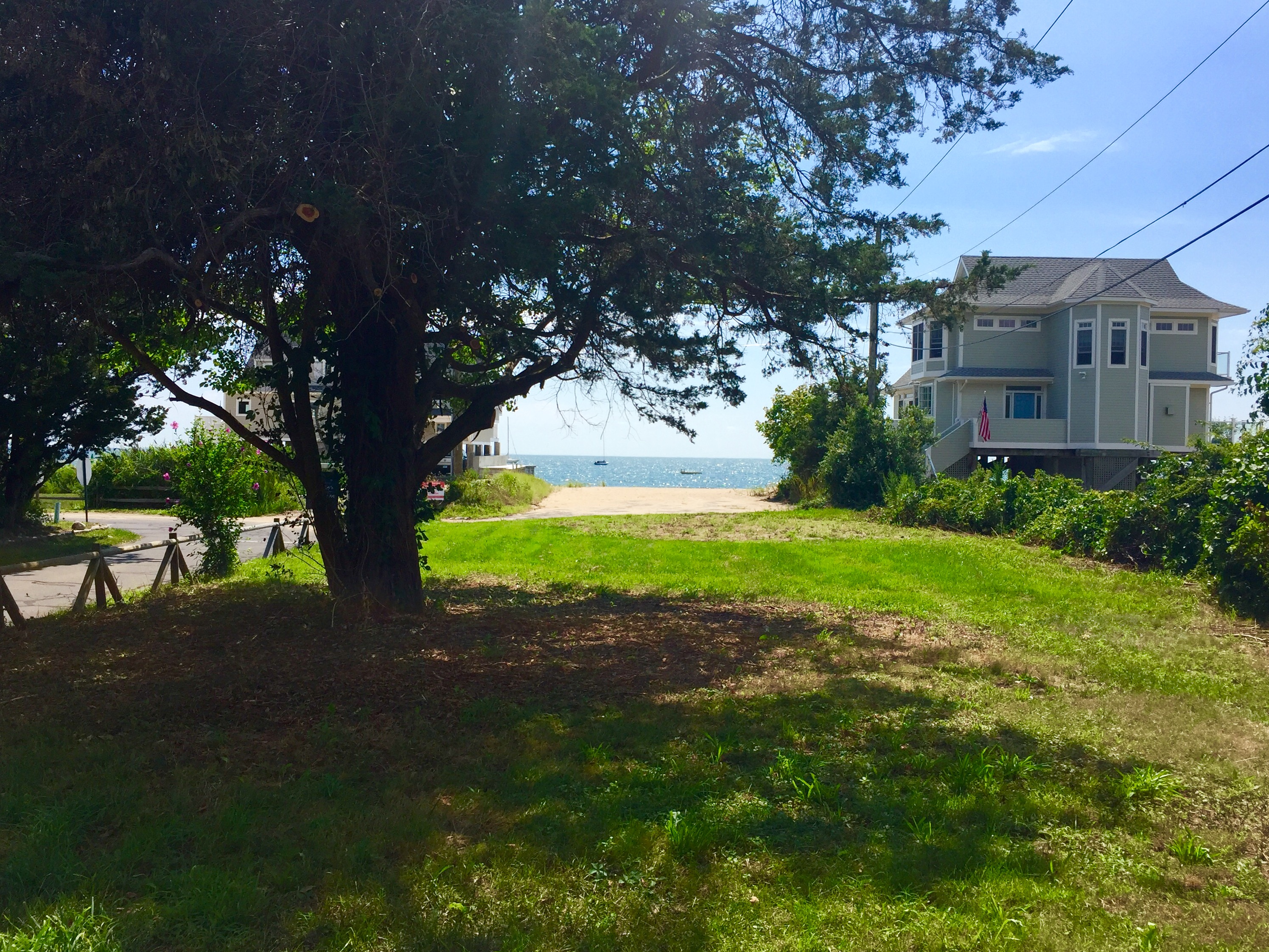 sales property at 157 West Overshores