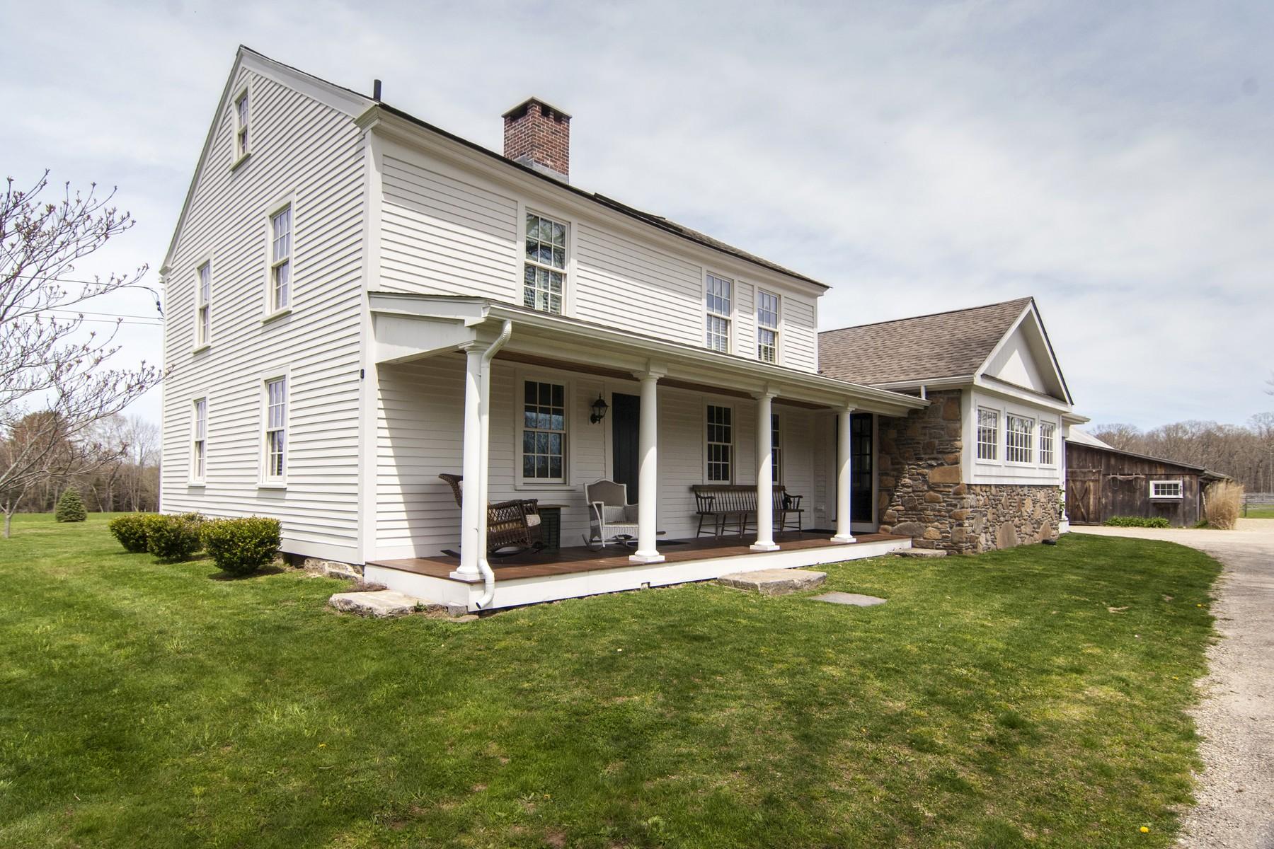 Moradia para Venda às 14+ Acres of Perfection! 10 Foxtown Rd East Haddam, Connecticut 06423 Estados Unidos