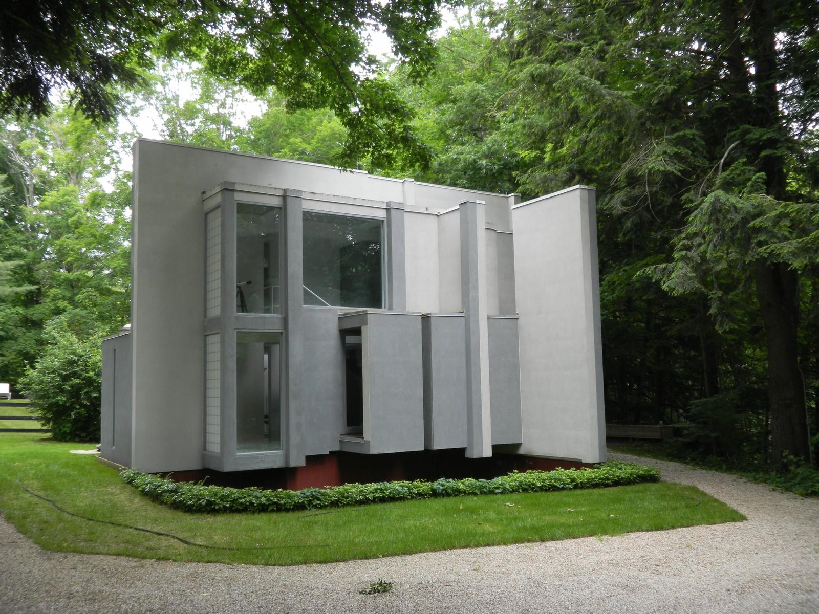 Maison unifamiliale pour l Vente à Frank House #VI 111 Great Hollow Road Cornwall, Connecticut 06796 États-Unis