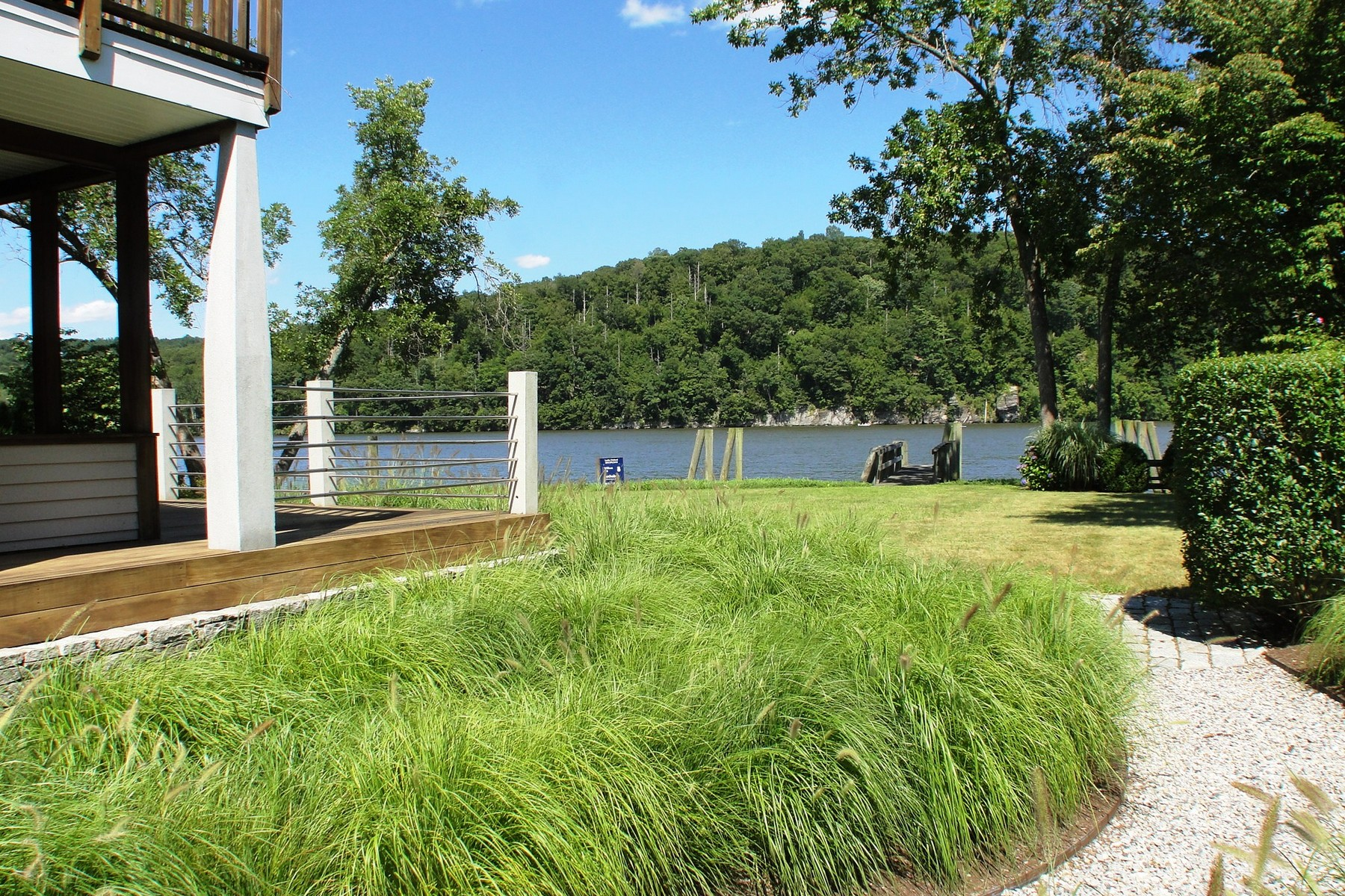 sales property at Ct. River Waterfront with Deep Water Dock