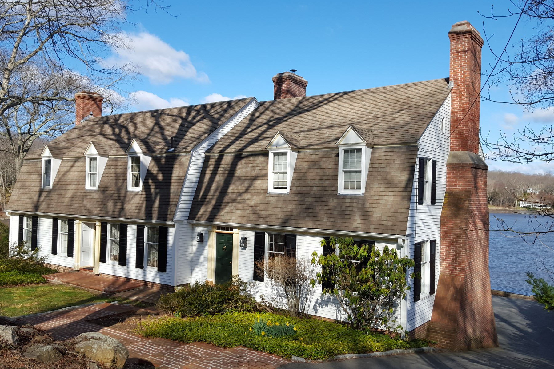 Moradia para Venda às Magnificent Colonial With Amazing Views 20 Hemlock Dr Essex, Connecticut, 06426 Estados Unidos
