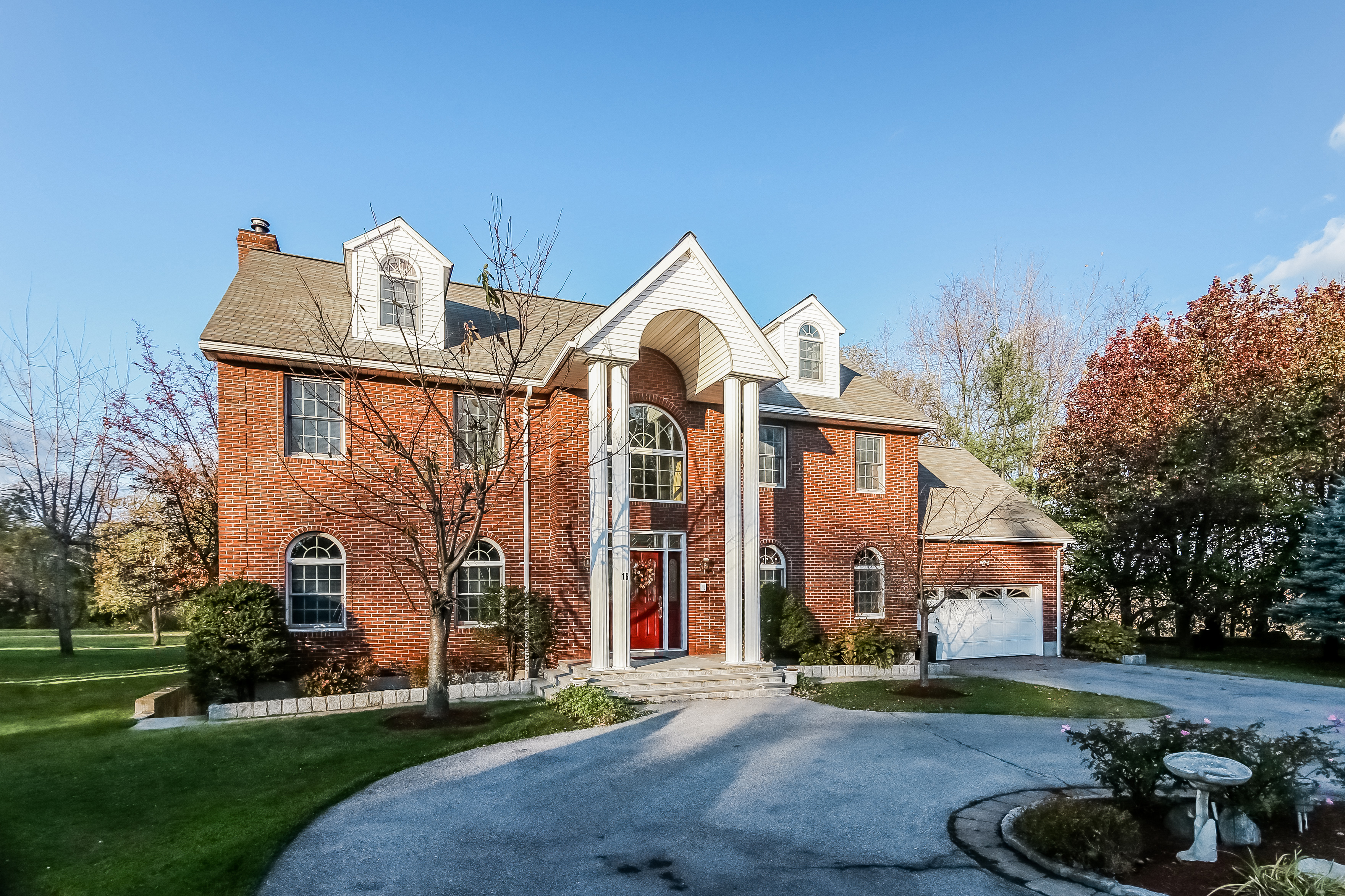 Property For Sale at Bryn Mawr Knolls Center Hall Colonial