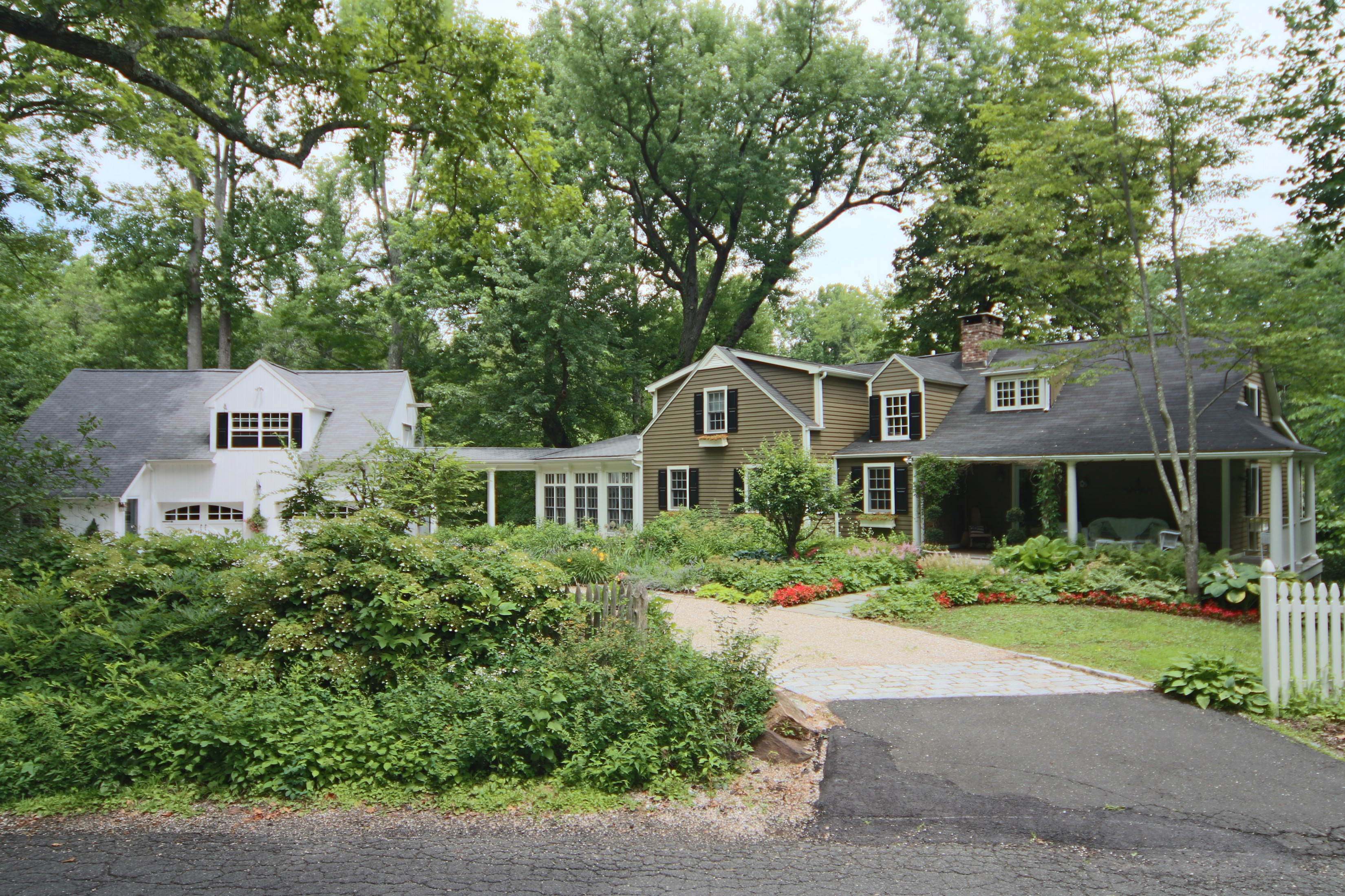 Single Family Home for Sale at The Stephen Fry Farm 109 Limekiln Road Ridgefield, Connecticut 06877 United States