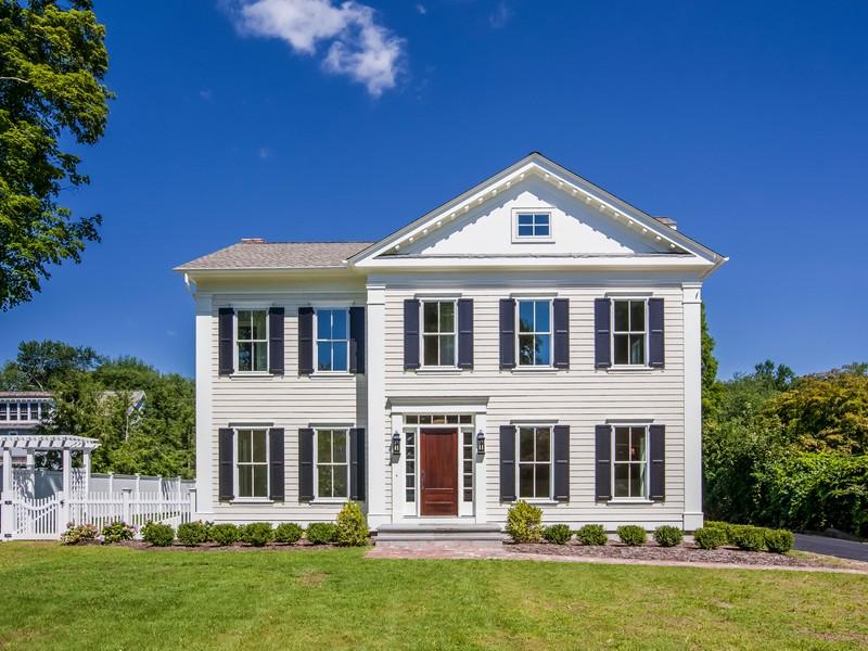 土地 为 销售 在 92-A Parker Hill Road 92-A Parker Hill Road (AKA-0 Parker Hill) Killingworth, 康涅狄格州 06443 美国