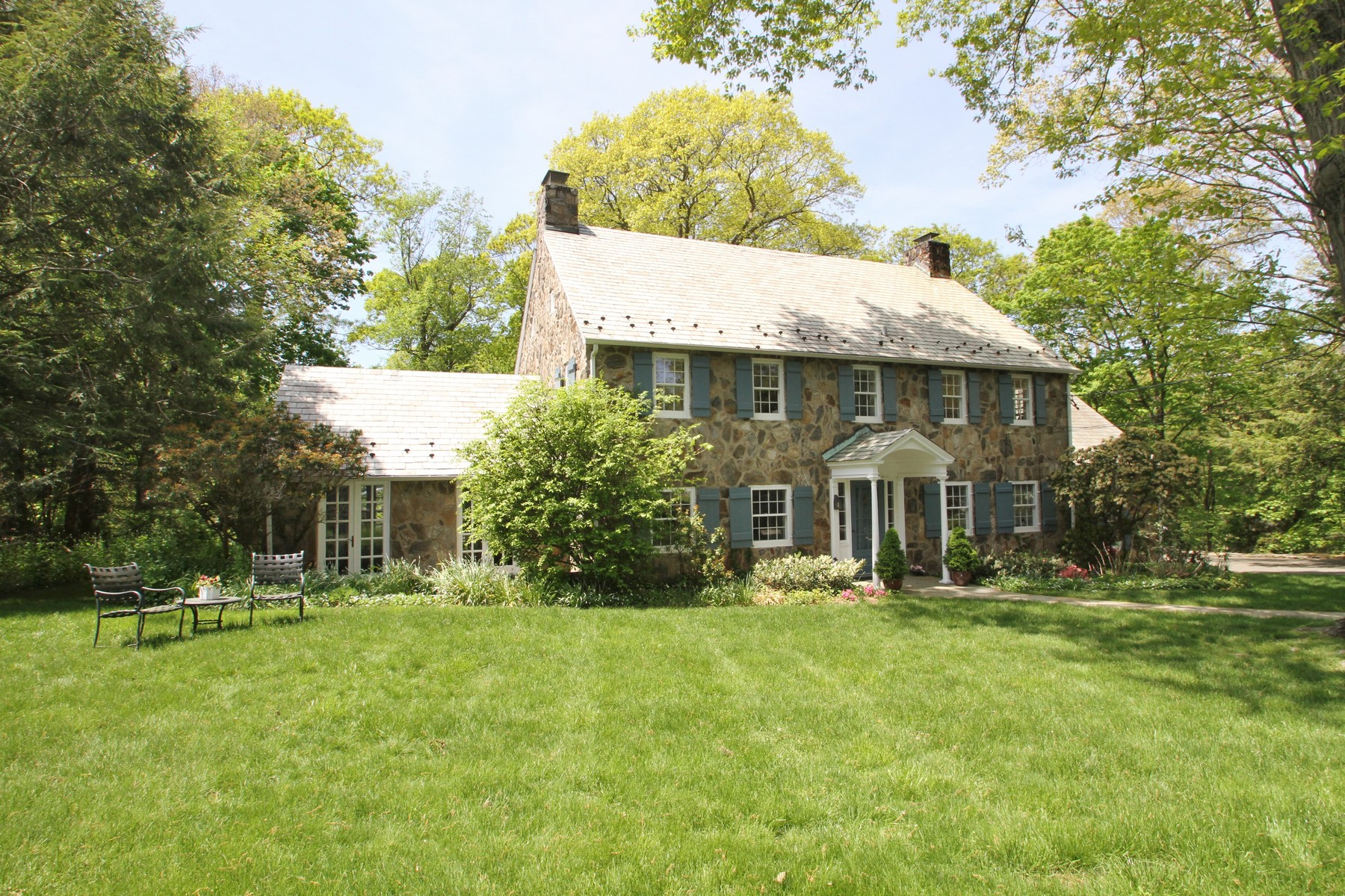 Single Family Home for Sale at Rare Opportunity In Tokeneke 3 East Trail Darien, Connecticut, 06820 United States