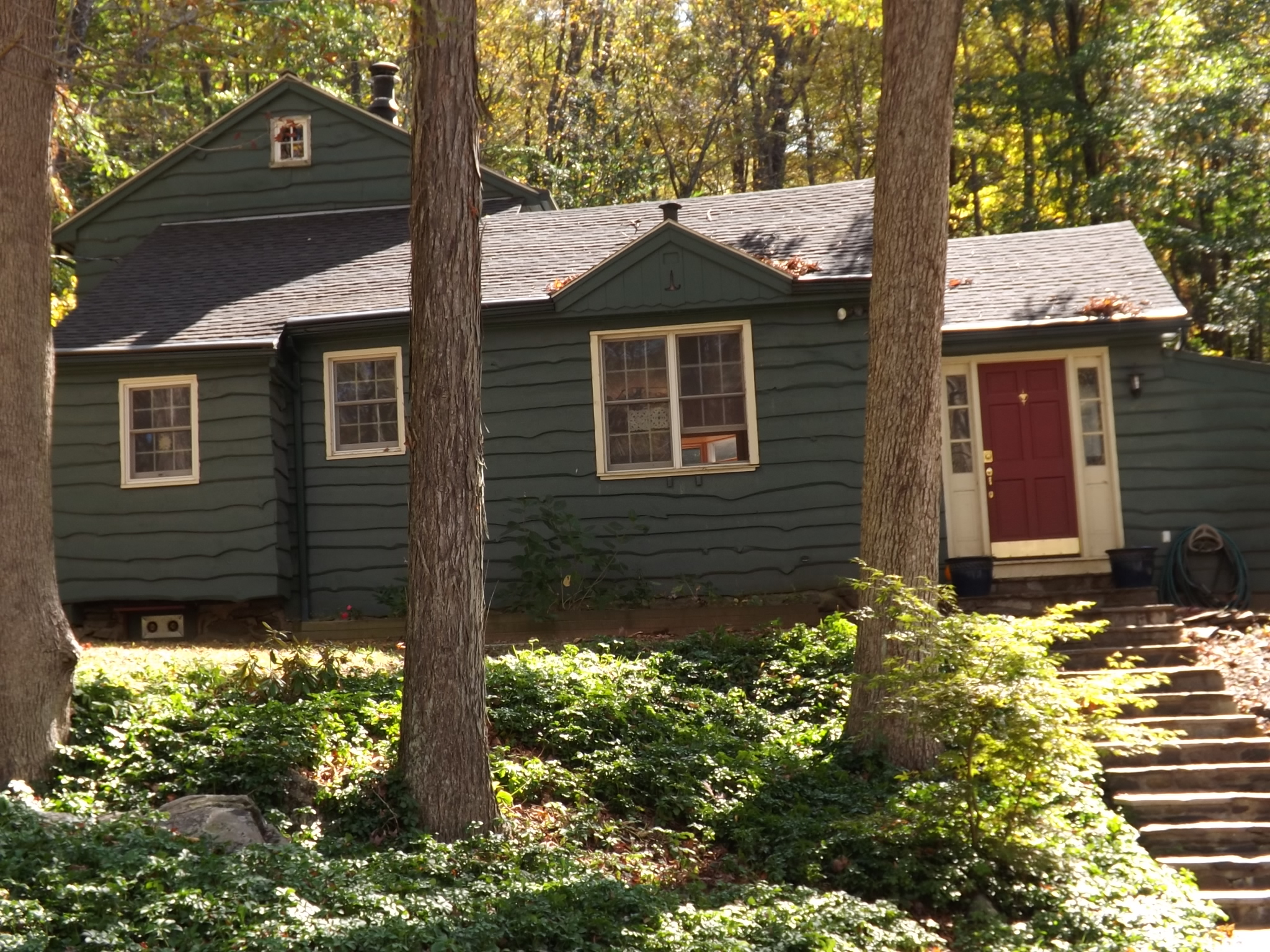 Property For Sale at Charming Cape Nestled In The Woods
